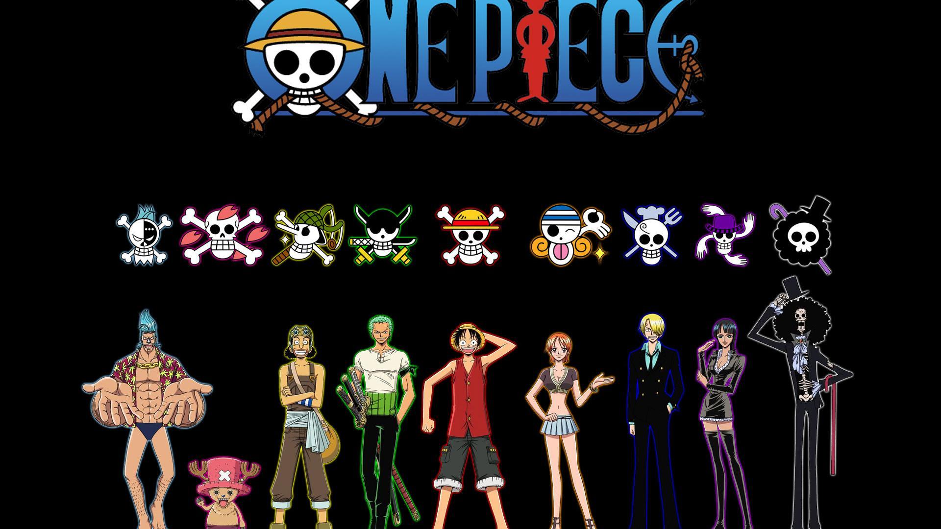 Wallpaper : One Piece, anime 1920x1080 - Geravys - 1199550