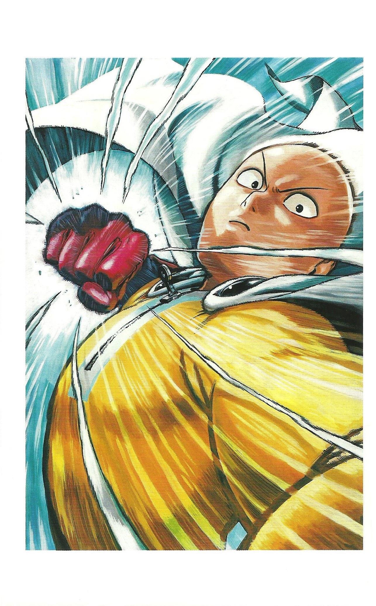 Wallpaper : One Punch Man, Yusuke Murata, Saitama ...