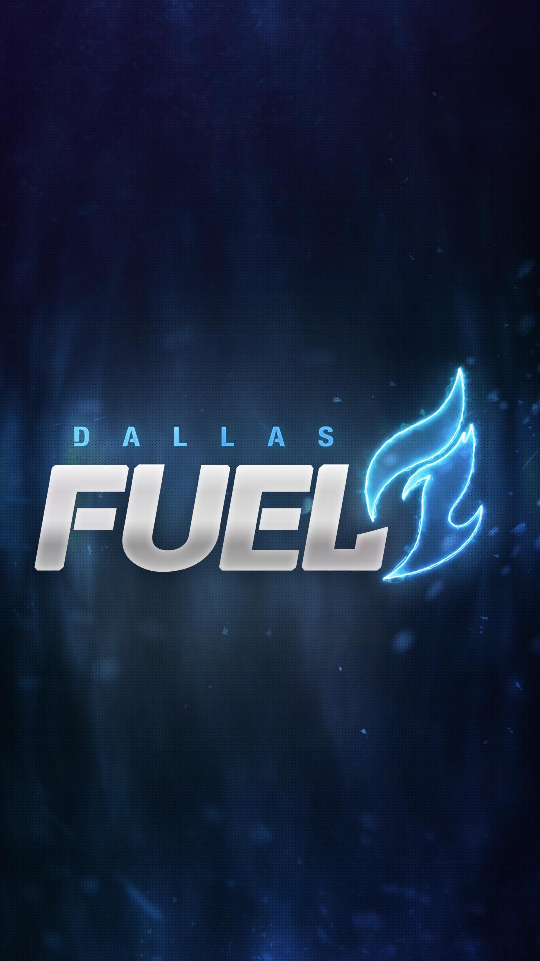 Wallpaper Overwatch League Dallas Fuel E Sports 1080x1920