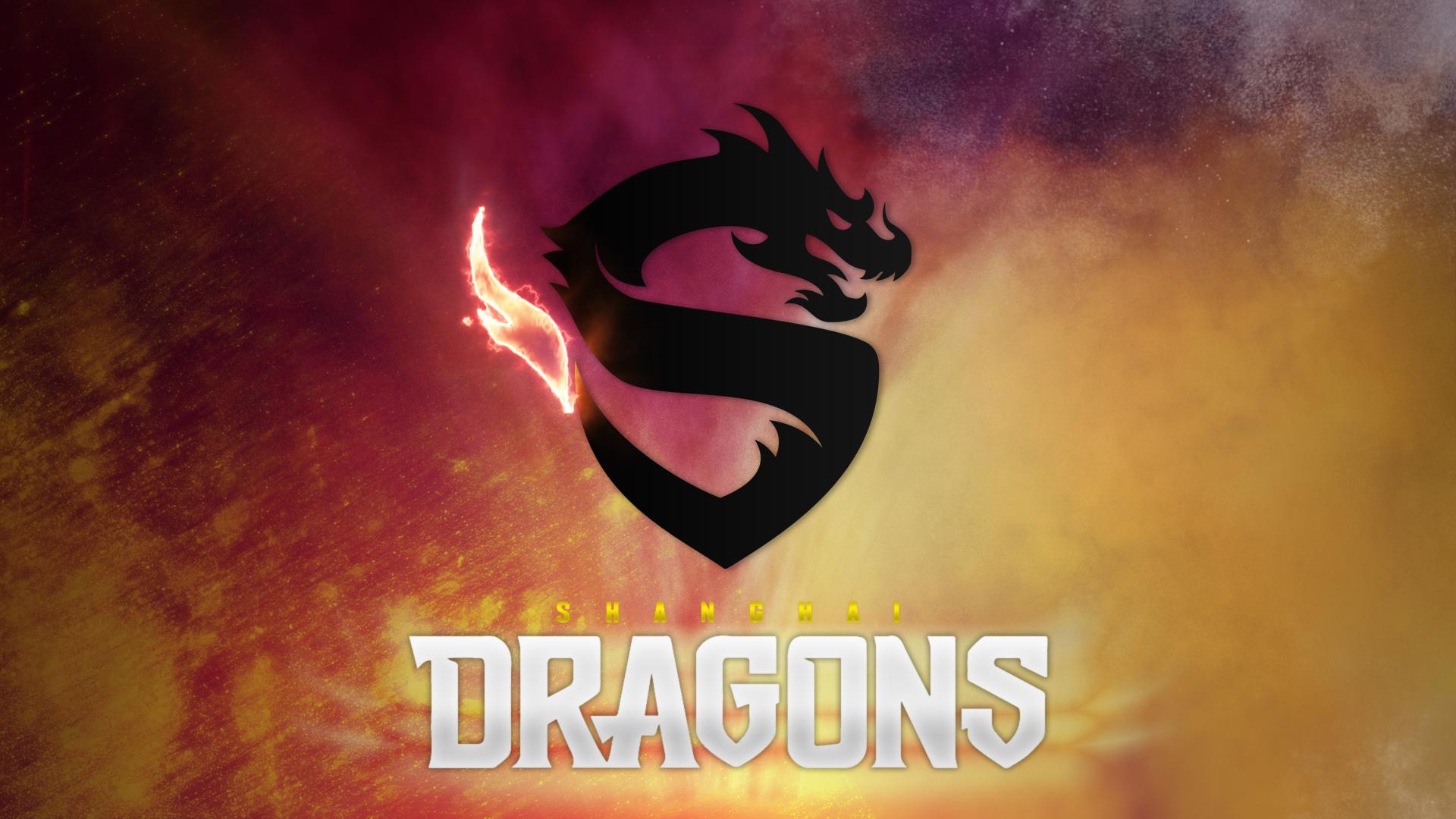 Wallpaper Overwatch League E Sports Shanghai Dragons 1920x1080