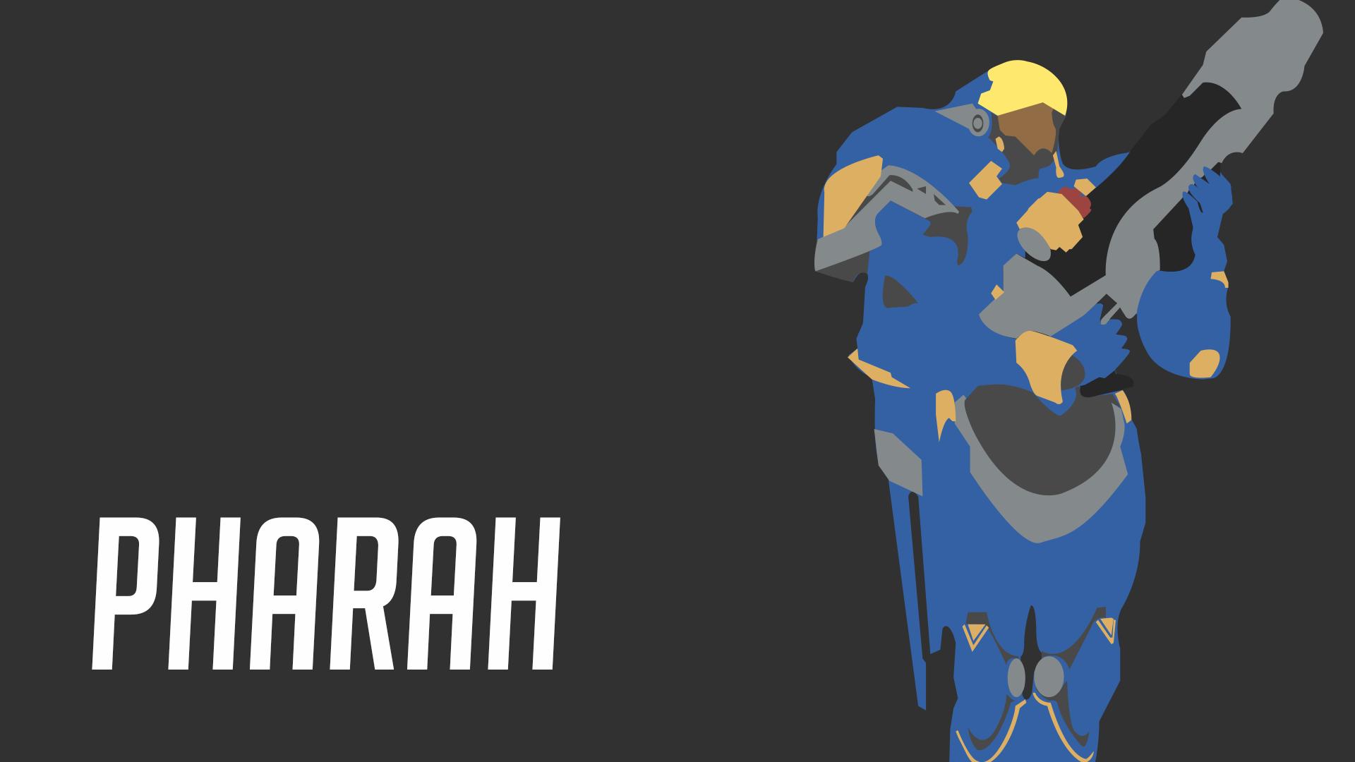 Hintergrundbilder Pharah Overwatch Vektor Vektorgrafiken