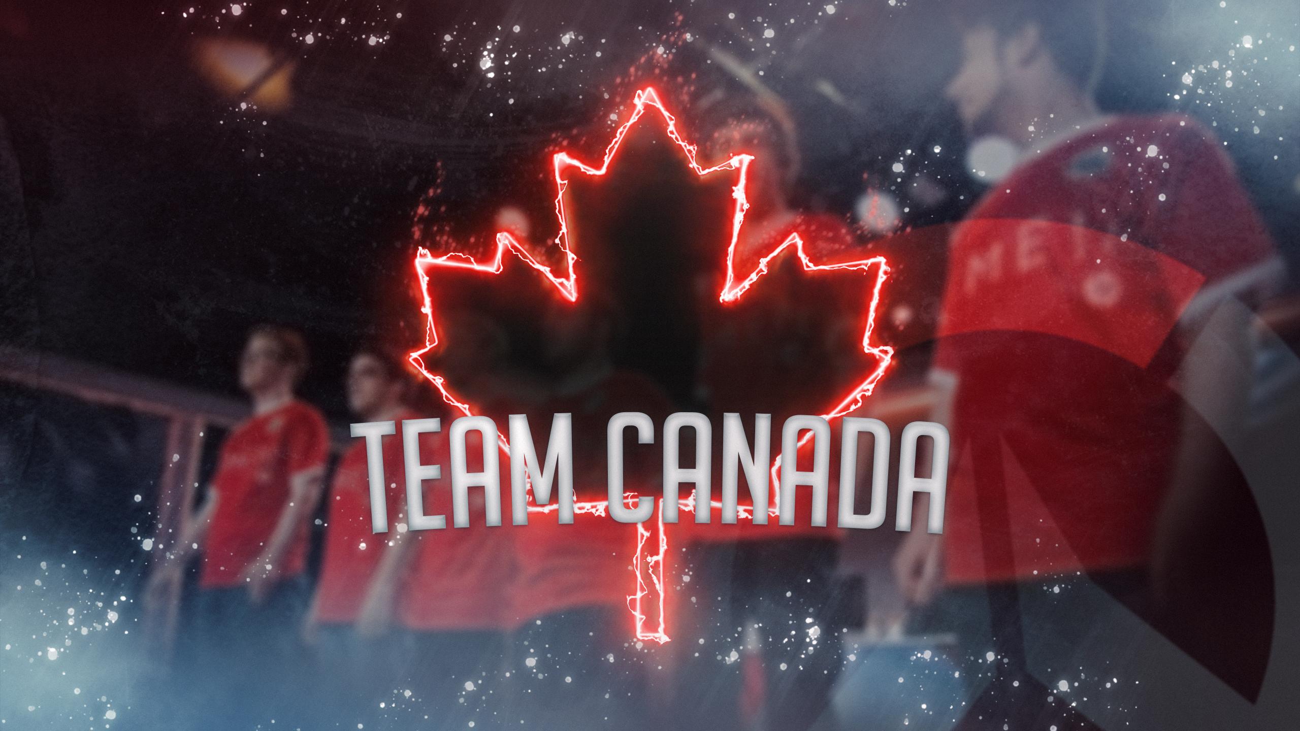 Wallpaper : Overwatch, Team Canada, OWWC, Esport 2560x1440