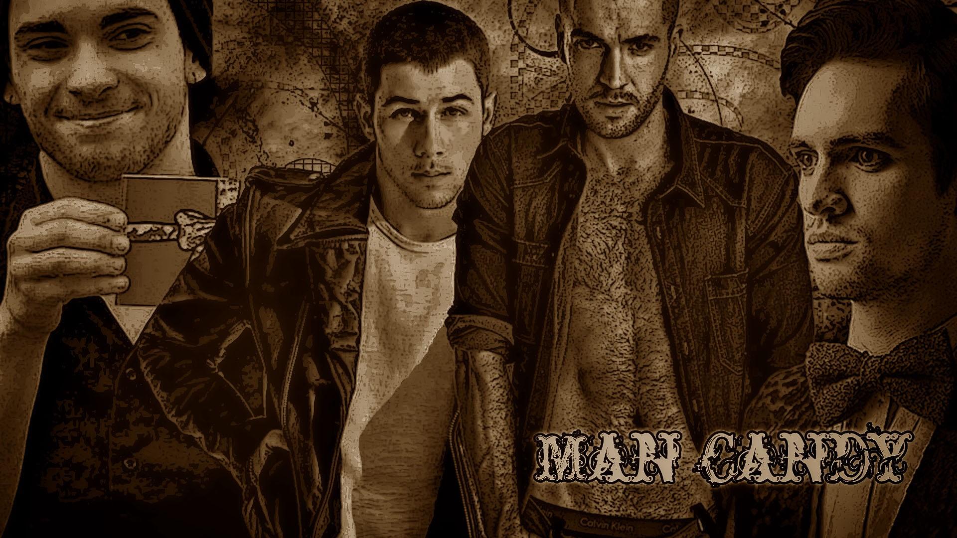 Paramore Taylor York Nick Jonas Shayne Ward Brendon Urie Jonas Brothers Panic at the Disco screenshot 1920x1080 px ancient history Man Candy 523152