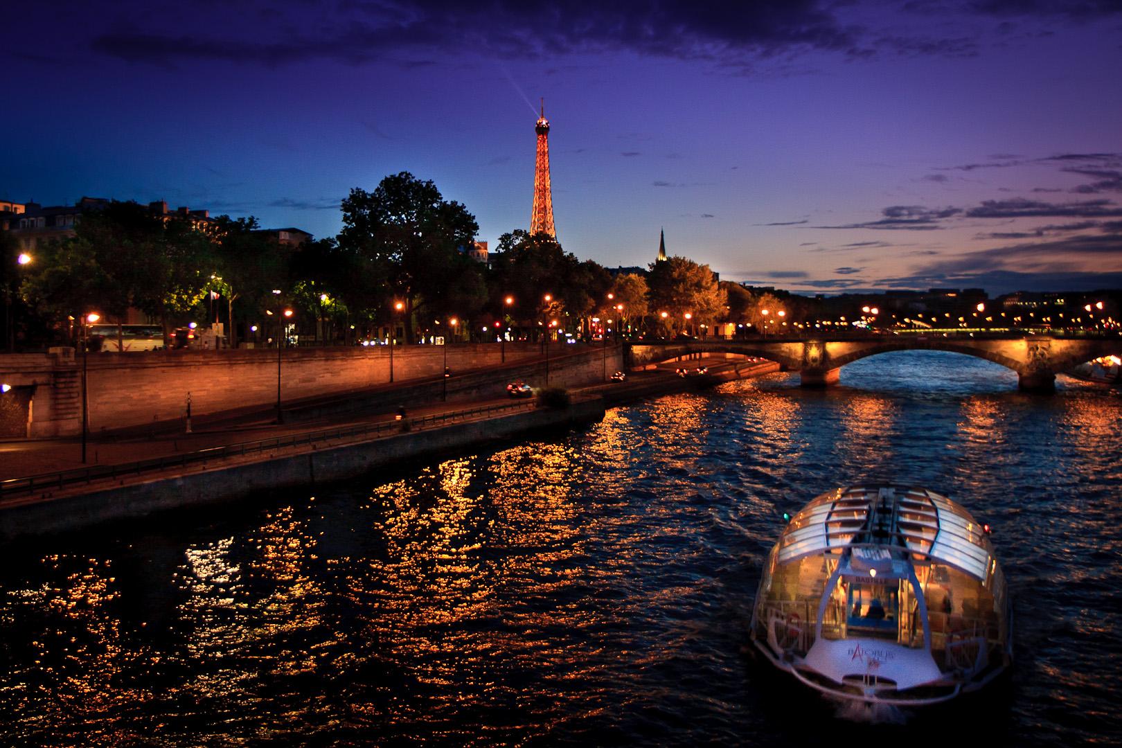 считается, что река сена ночью фото юбки очень теплые