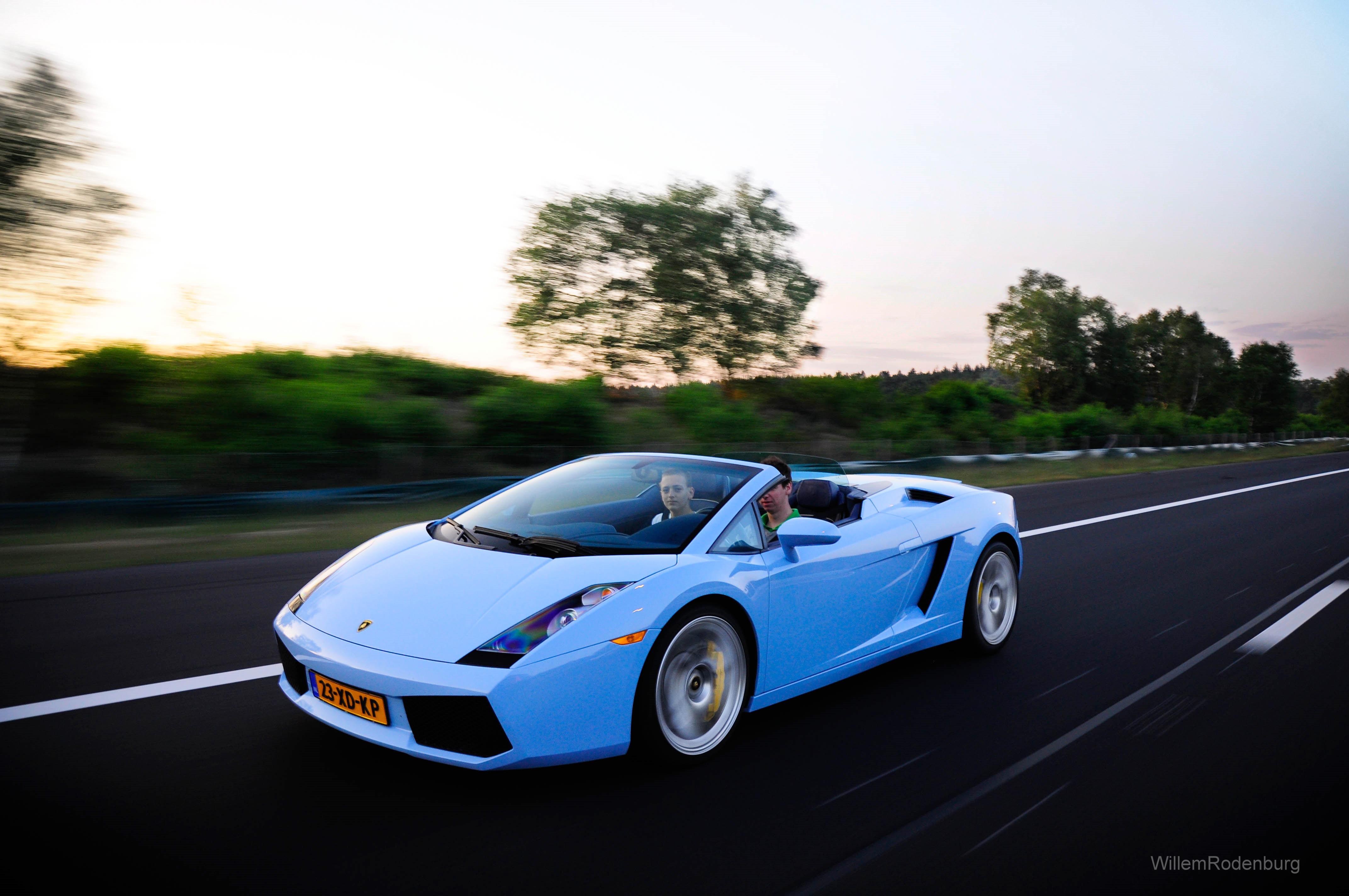 Wallpaper : Photoshop, Baby, Netherlands, Nikon, Lamborghini Gallardo,  Sports Car, Tracking, Lightroom, Performance Car, Engine, Spyder, Shooting,  Panning, ...