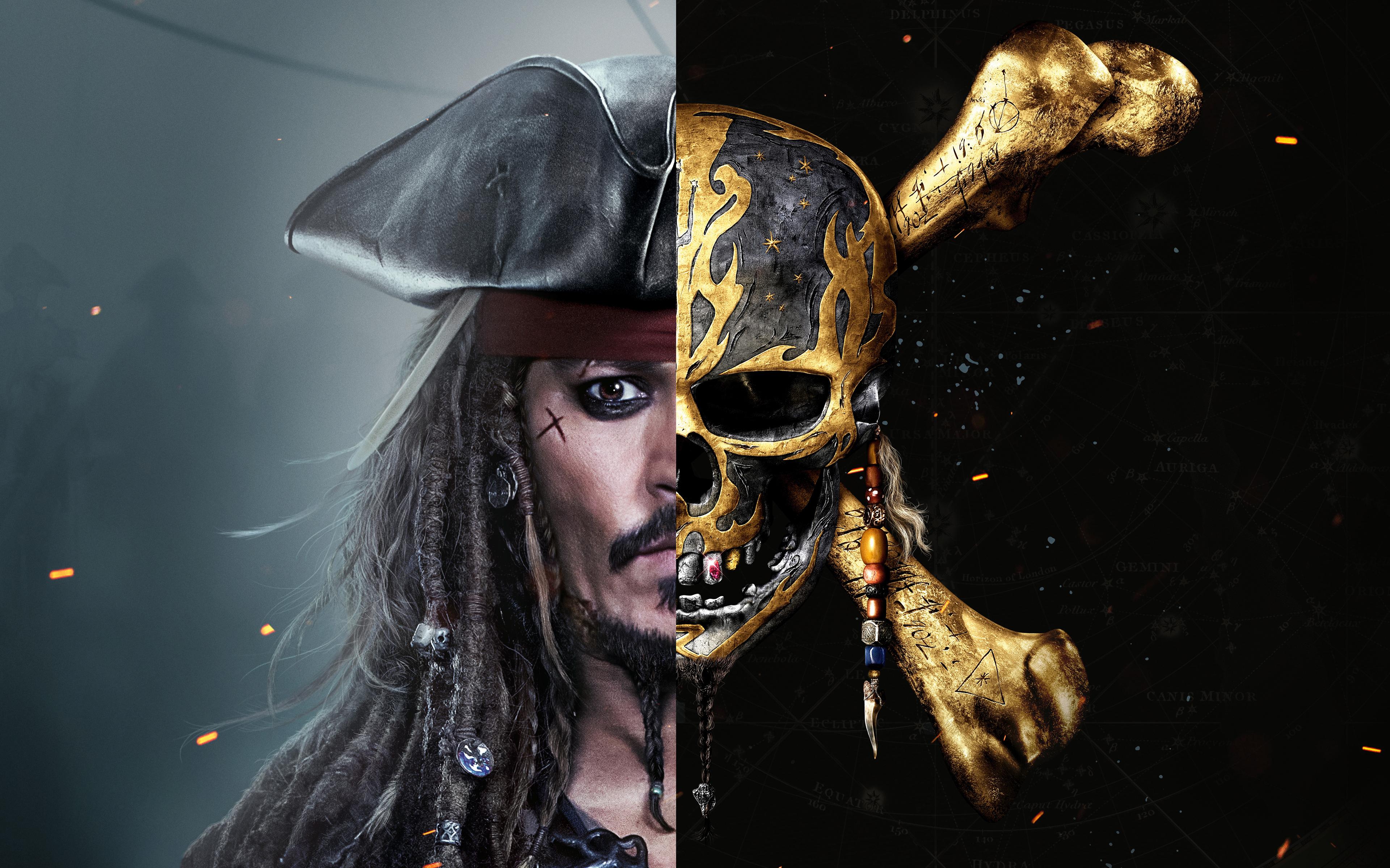 Fondos De Pantalla Piratas Del Caribe Jack Sparrow