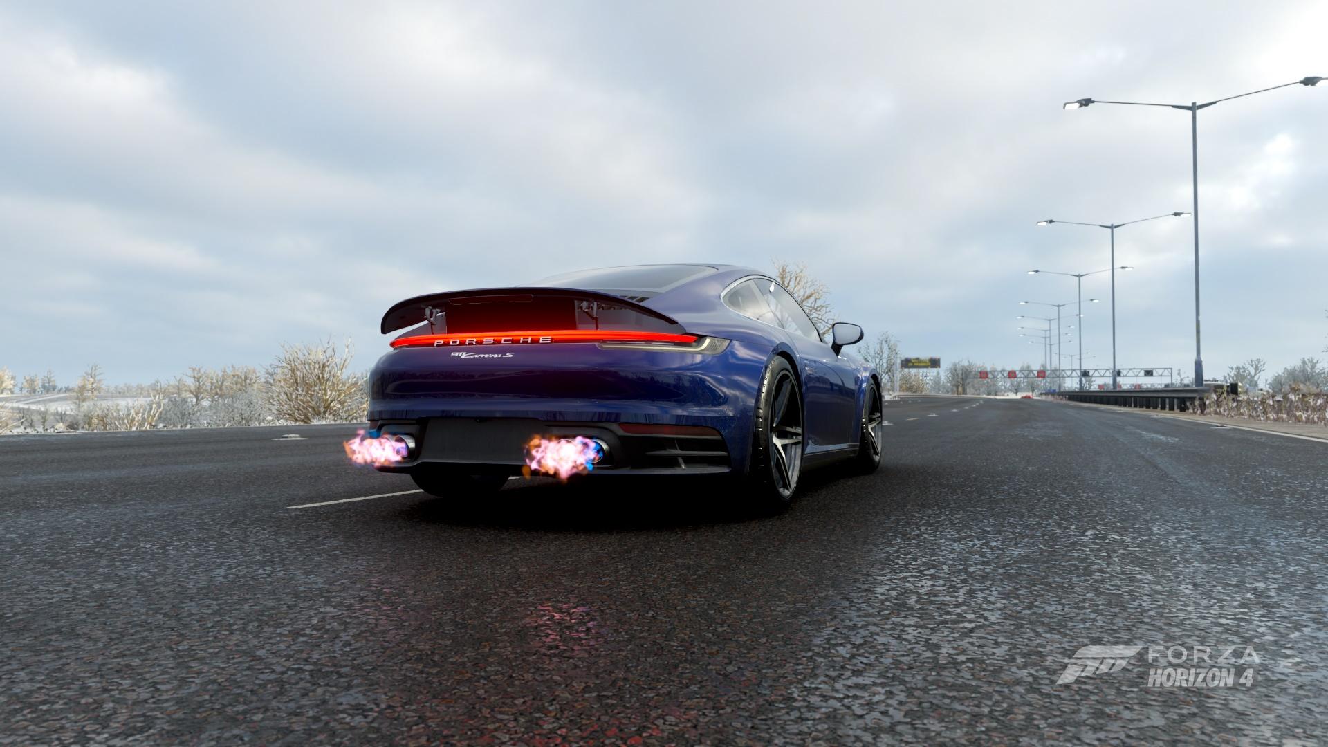 Fondos De Pantalla Porsche 911 Carrera S Forza Horizon 4