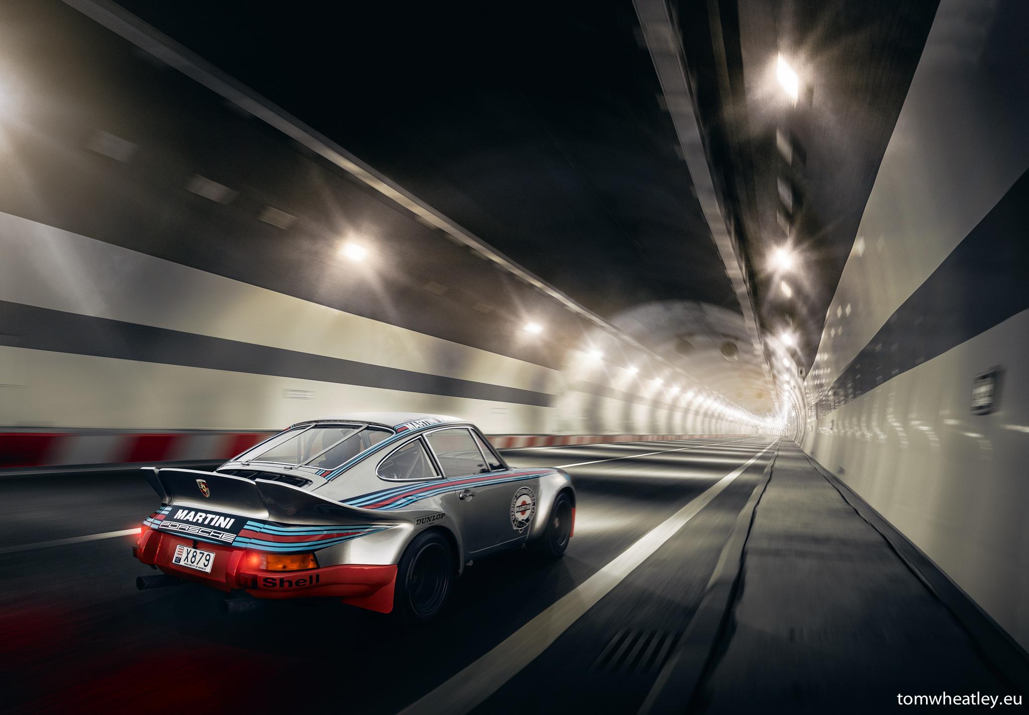 911 Rsr Canon 7 Tamron Classiccar