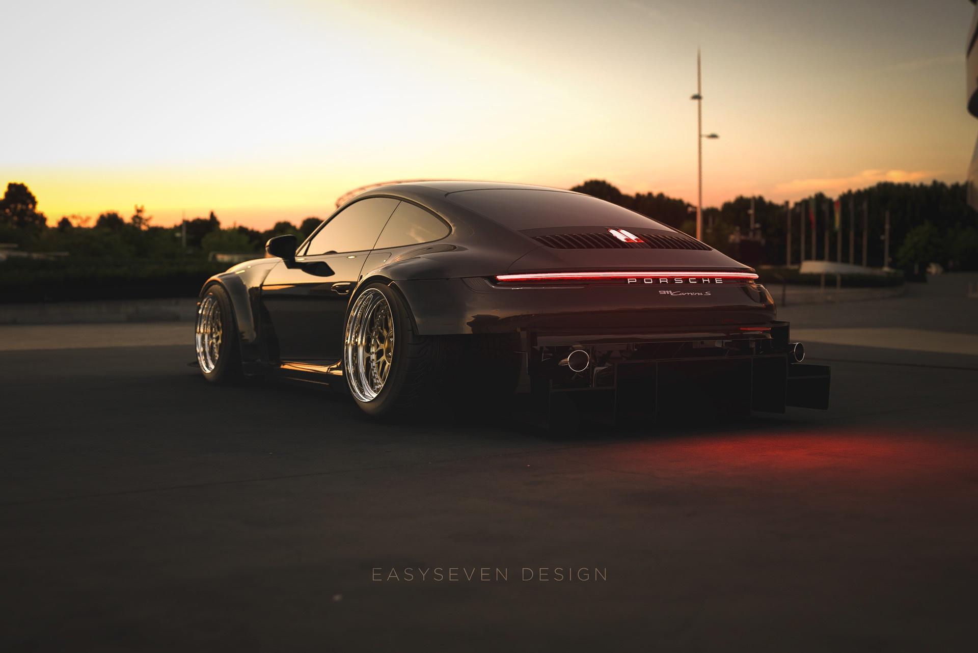 Wallpaper Vehicle Car Black Cars Porsche 911 1920x1282 Wallpapermaniac 1595011 Hd Wallpapers Wallhere