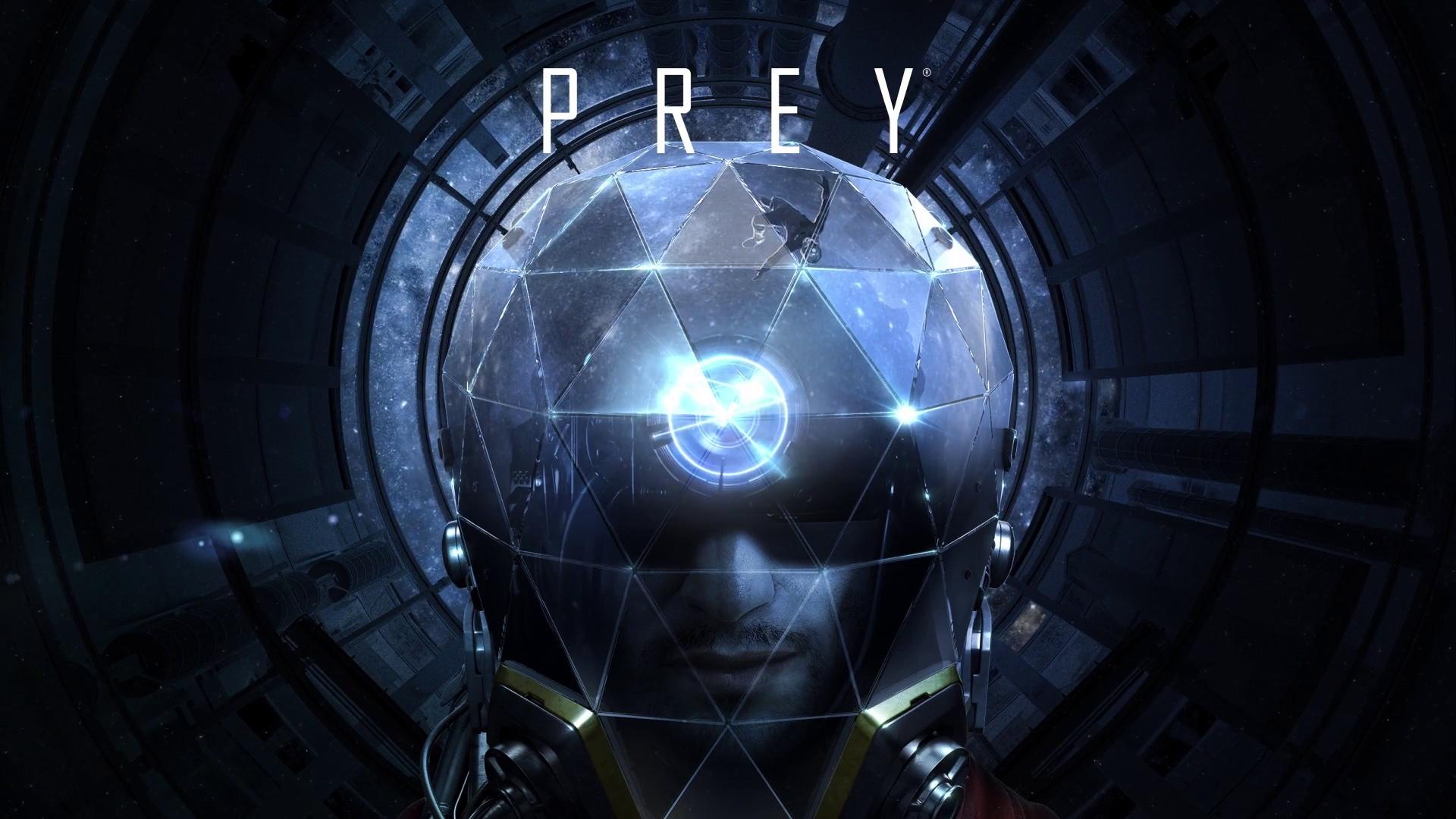 Wallpaper : Prey 2017, geometry, video games 1920x1080 ... Video Games 2017 Wallpaper Hd