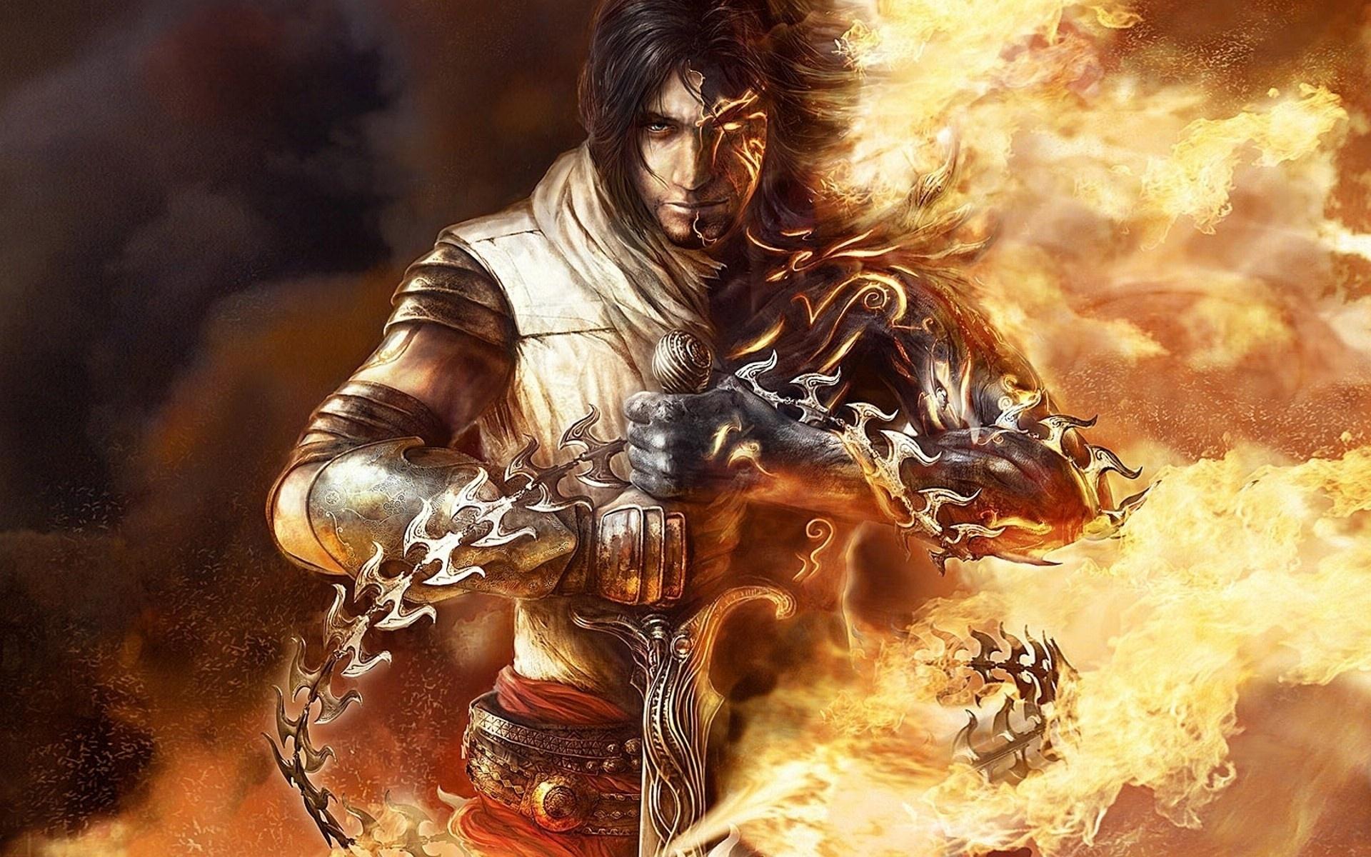 персонажи из принц персии в картинках внимания заслуживает рыжий