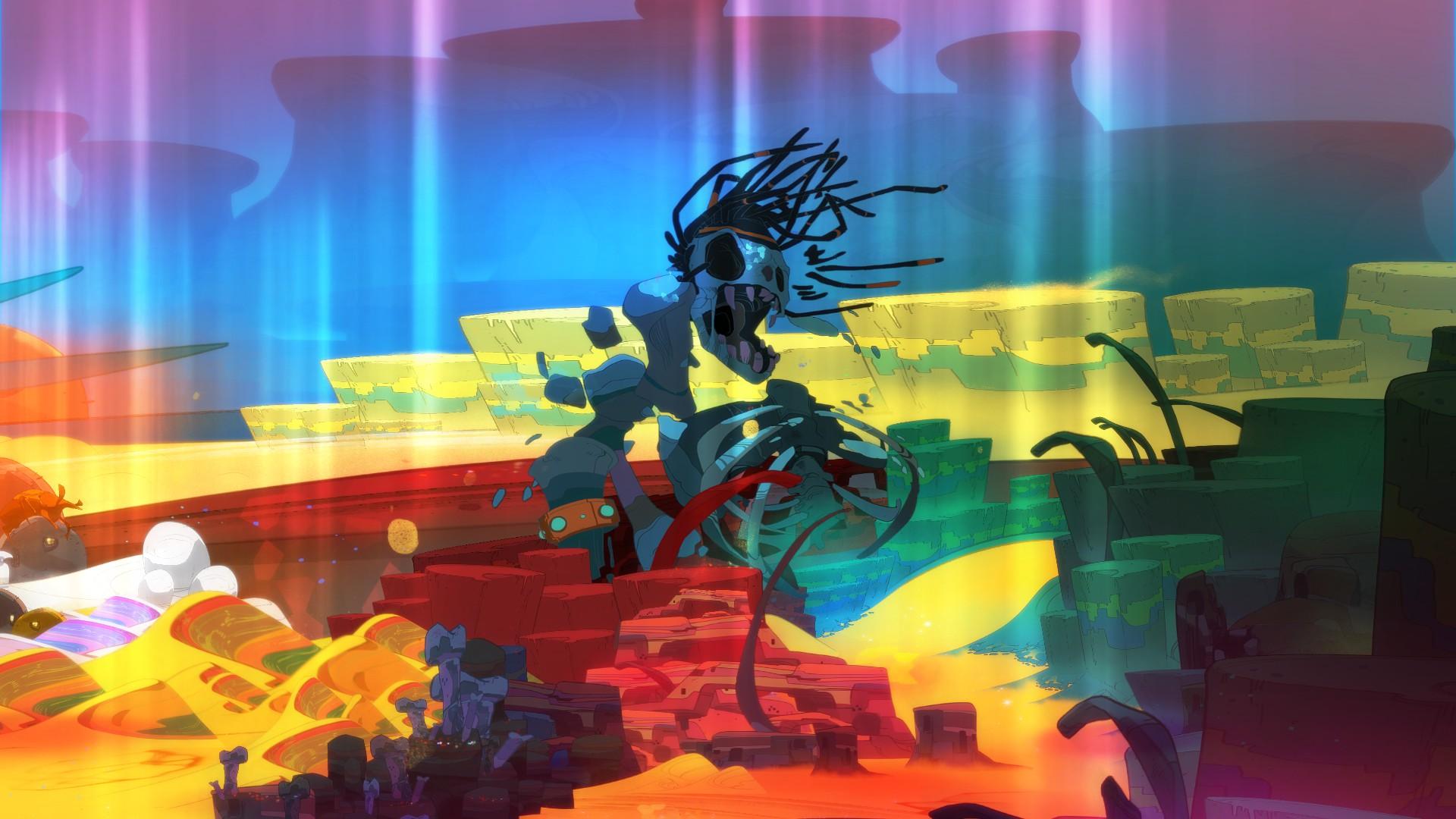 Wallpaper : Pyre, Supergiant Games, video games, artwork