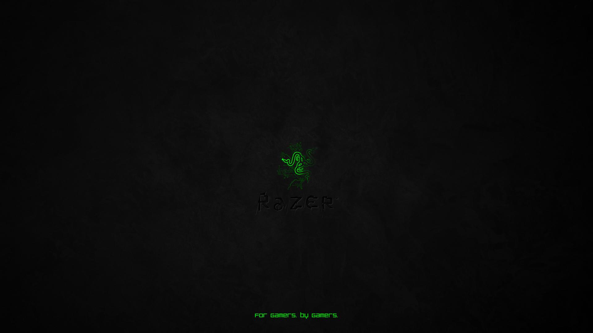 Wallpaper : Razer, darkness, screenshot