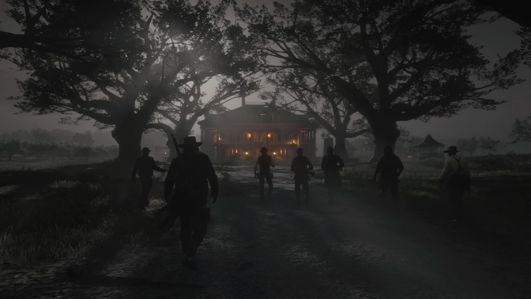 Wallpaper : Red Dead Redemption 2, Rockstar Games, RDR2