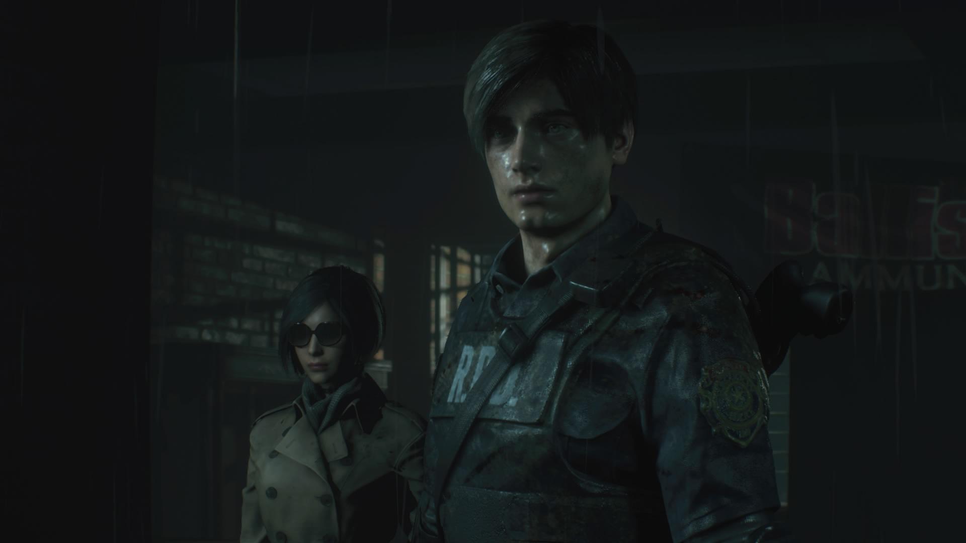 Wallpaper Resident Evil 2 Remake Resident Evil 2 Resident Evil