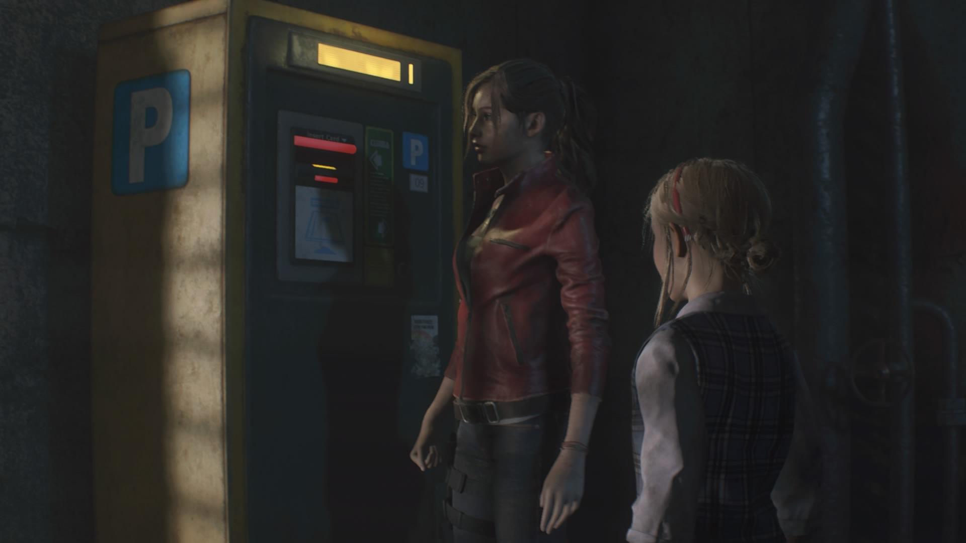 Wallpaper : Resident Evil 2 Remake, Resident Evil 2, Resident Evil