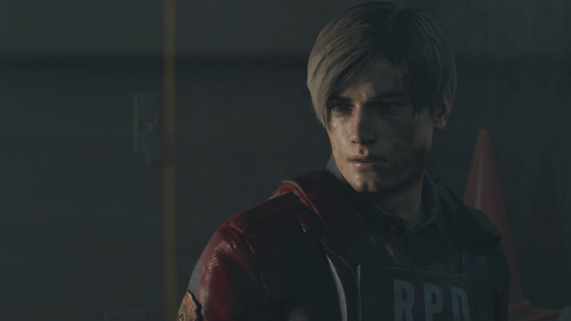 Wallpaper Resident Evil 2 Remake Resident Evil 2 Video Games