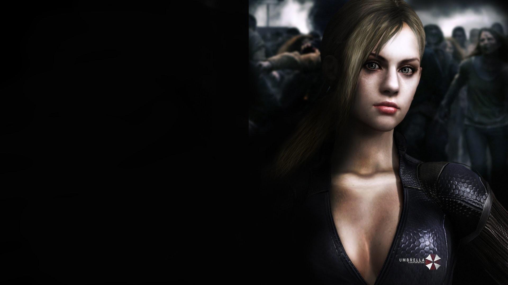 Wallpaper Resident Evil Resident Evil 5 Jill Valentine