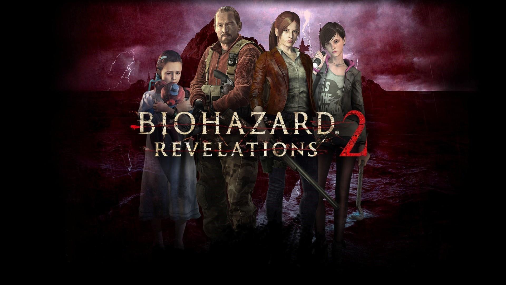 Wallpaper Resident Evil Revelations 2 Resident Evil Video