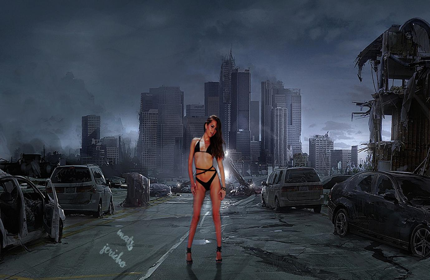 Riley Reid Apocalyptic City