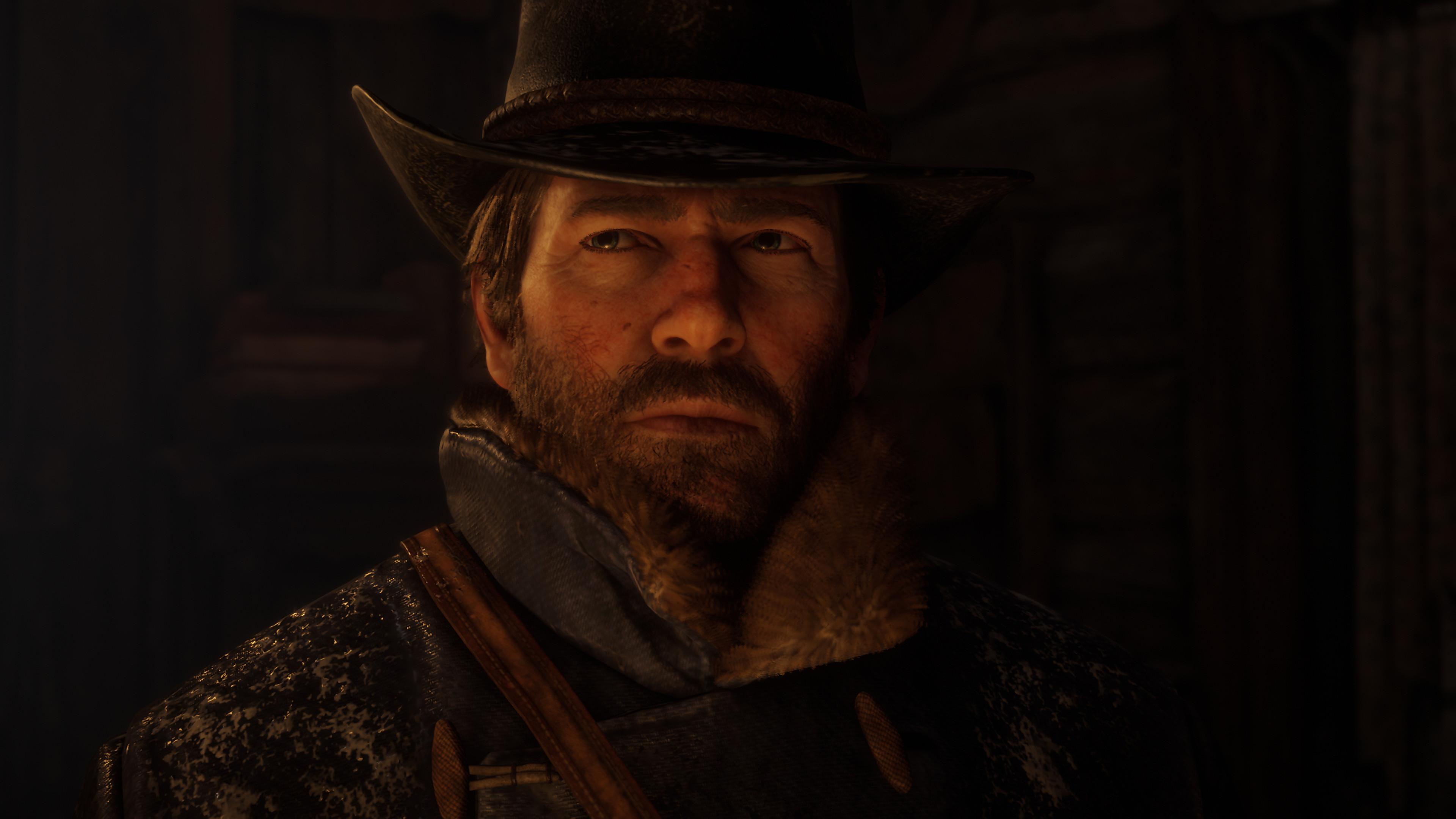 Wallpaper  Rockstar Games, Red Dead Redemption, Red Dead