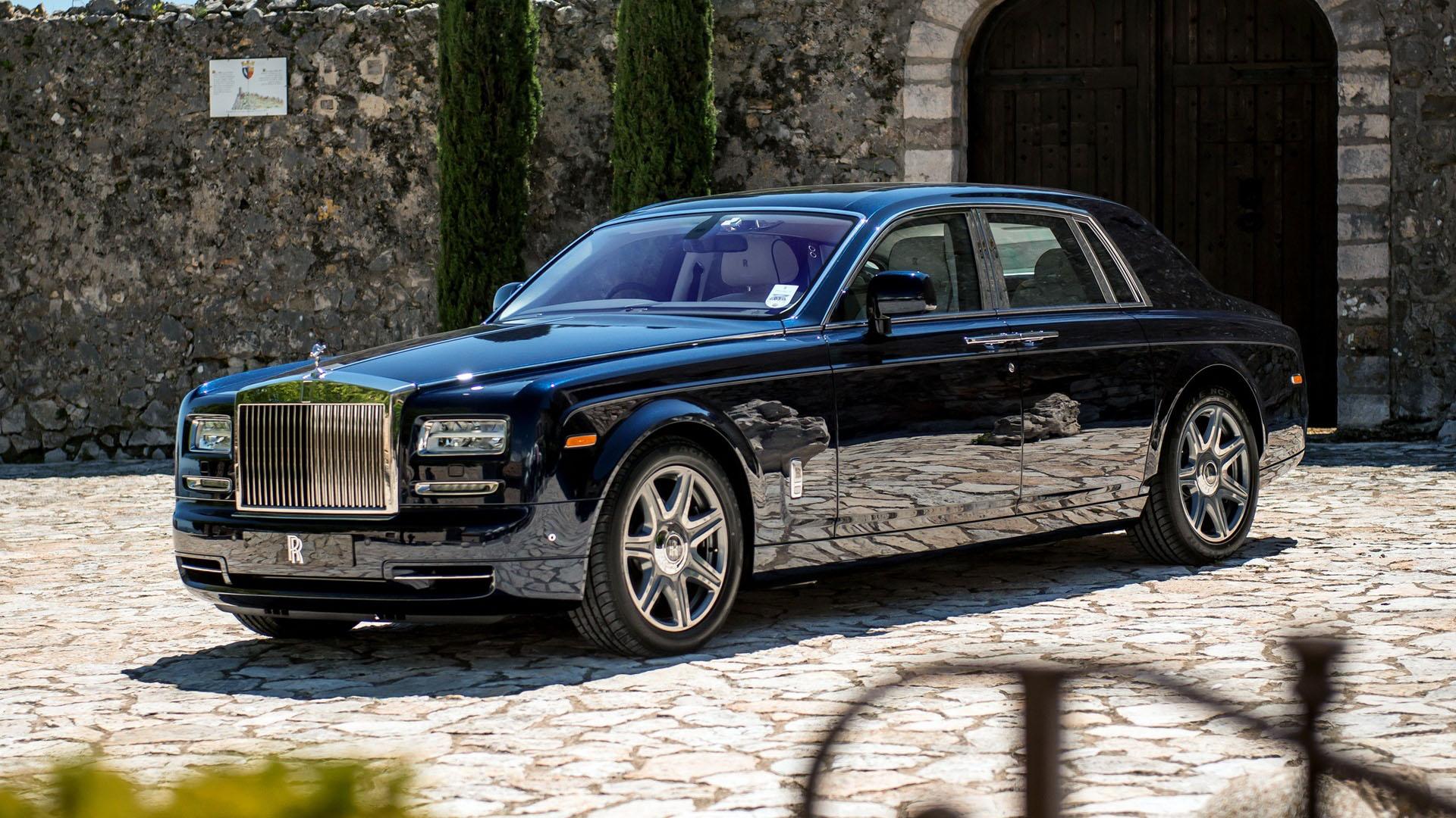 Wallpaper Rolls Royce Phantom Series 2 Rolls Royce 1920x1080