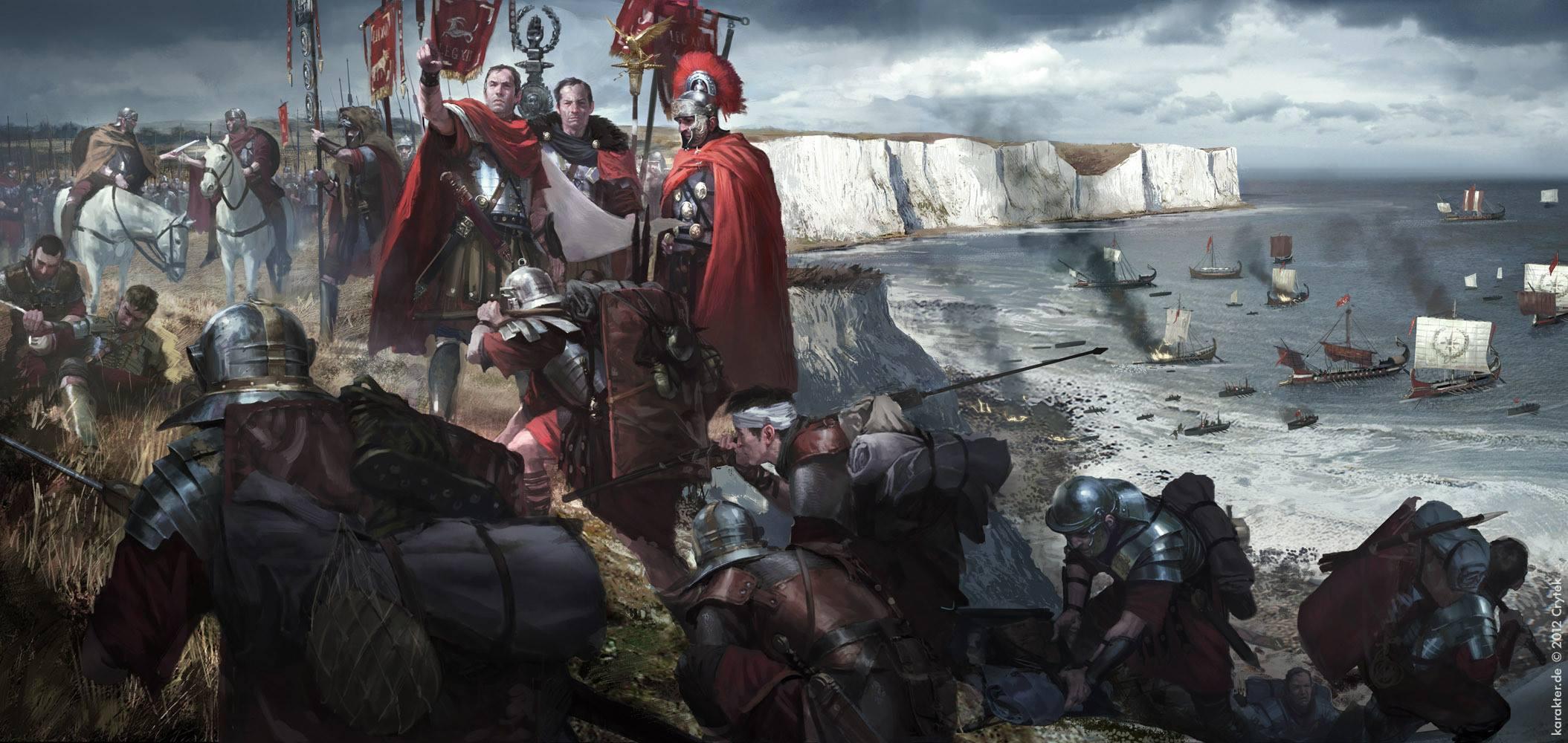 Wallpaper roman legionnaire centurion 2109x1000 - Caesar hd wallpaper ...