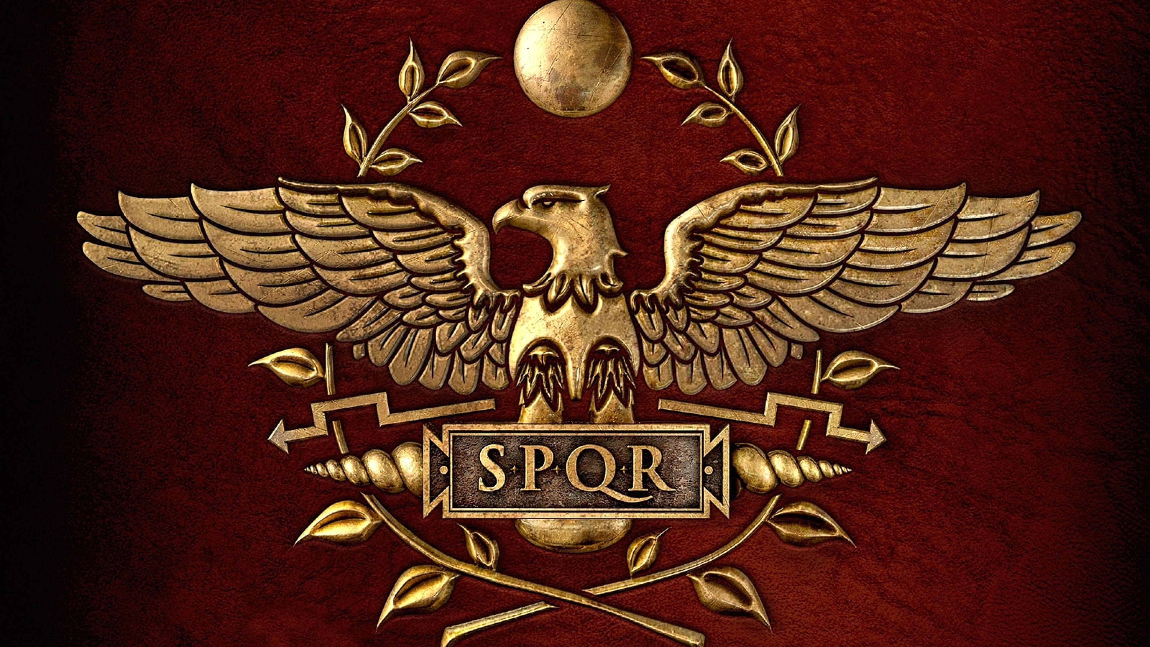 Wallpaper Roman Rome Total War Red 3840x2160 Tethys995