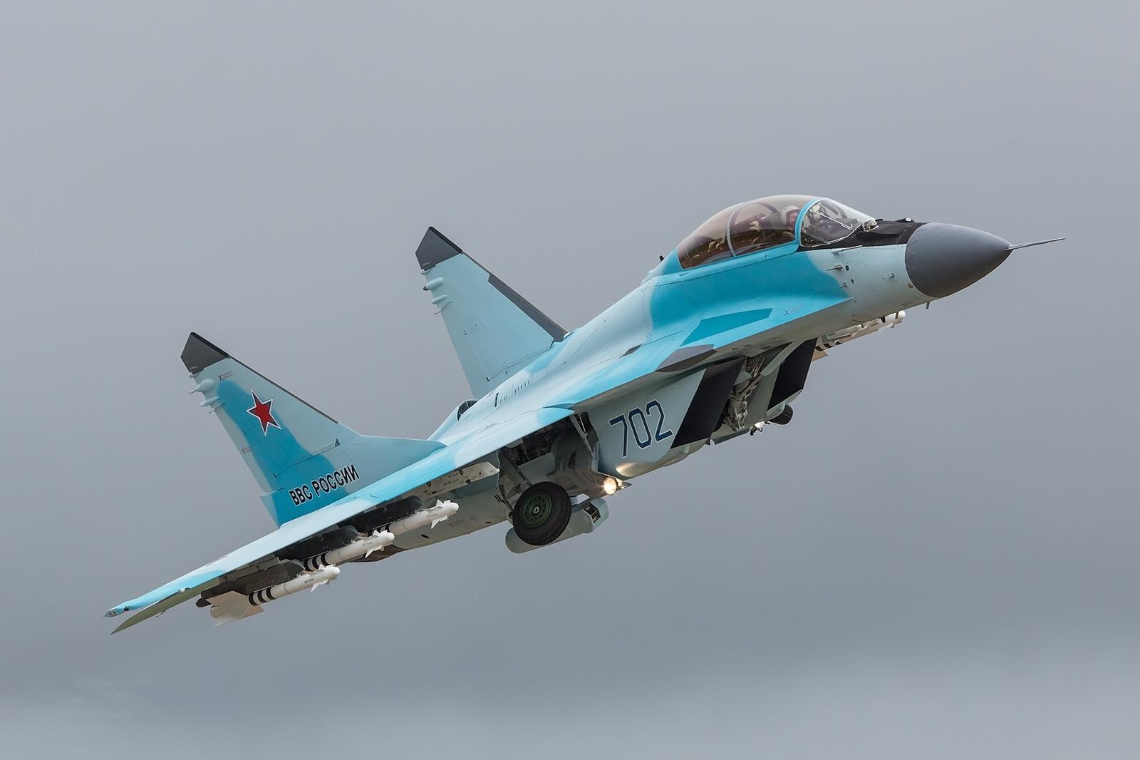 Обои МиГ 35, россия. Авиация foto 10