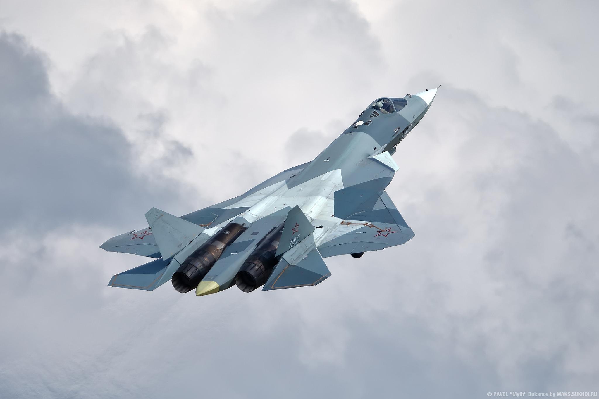 Russian Air Force Sukhoi Su 57