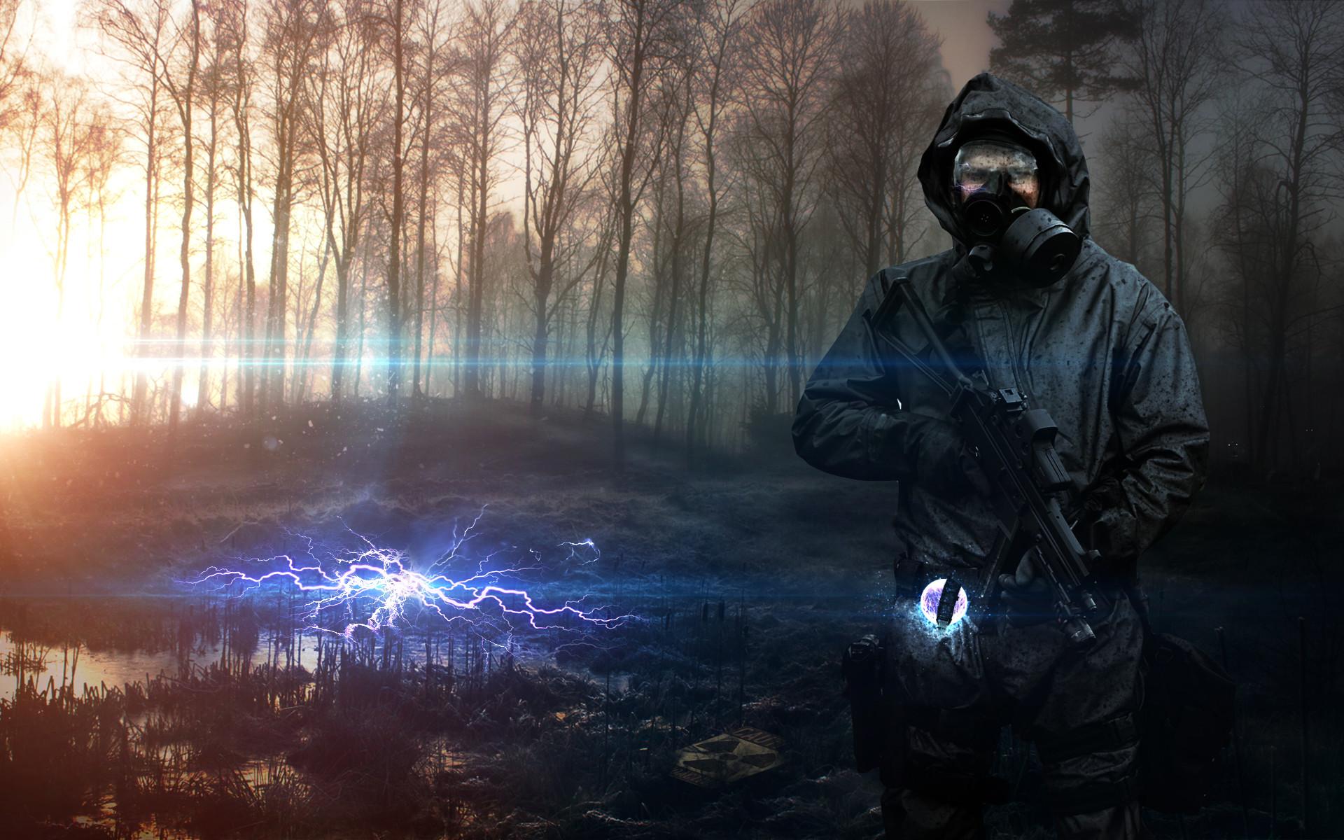 Wallpaper S T A L K E R S T A L K E R Shadow Of Chernobyl