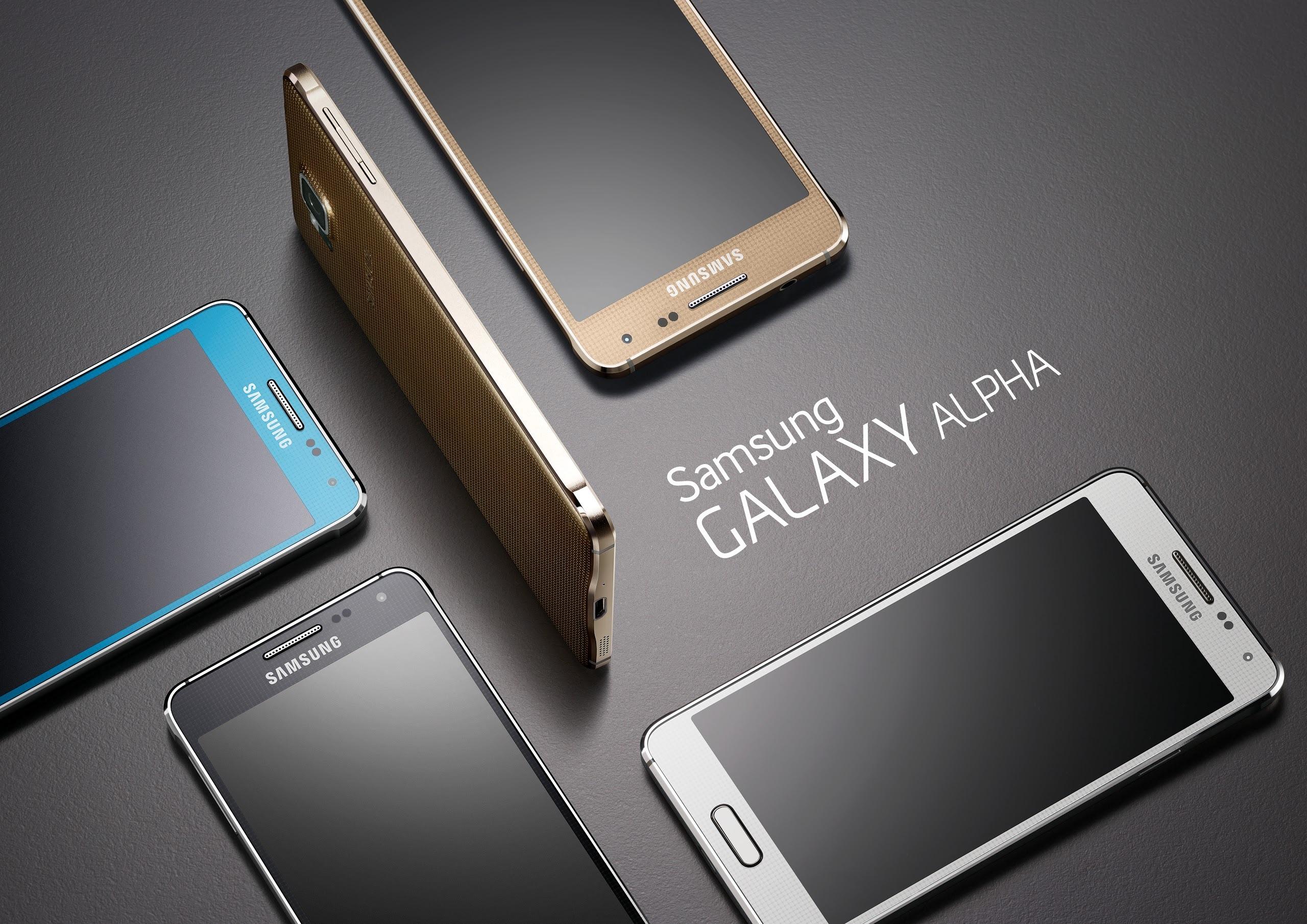 Samsung Galaxy Alpha 2560x1810