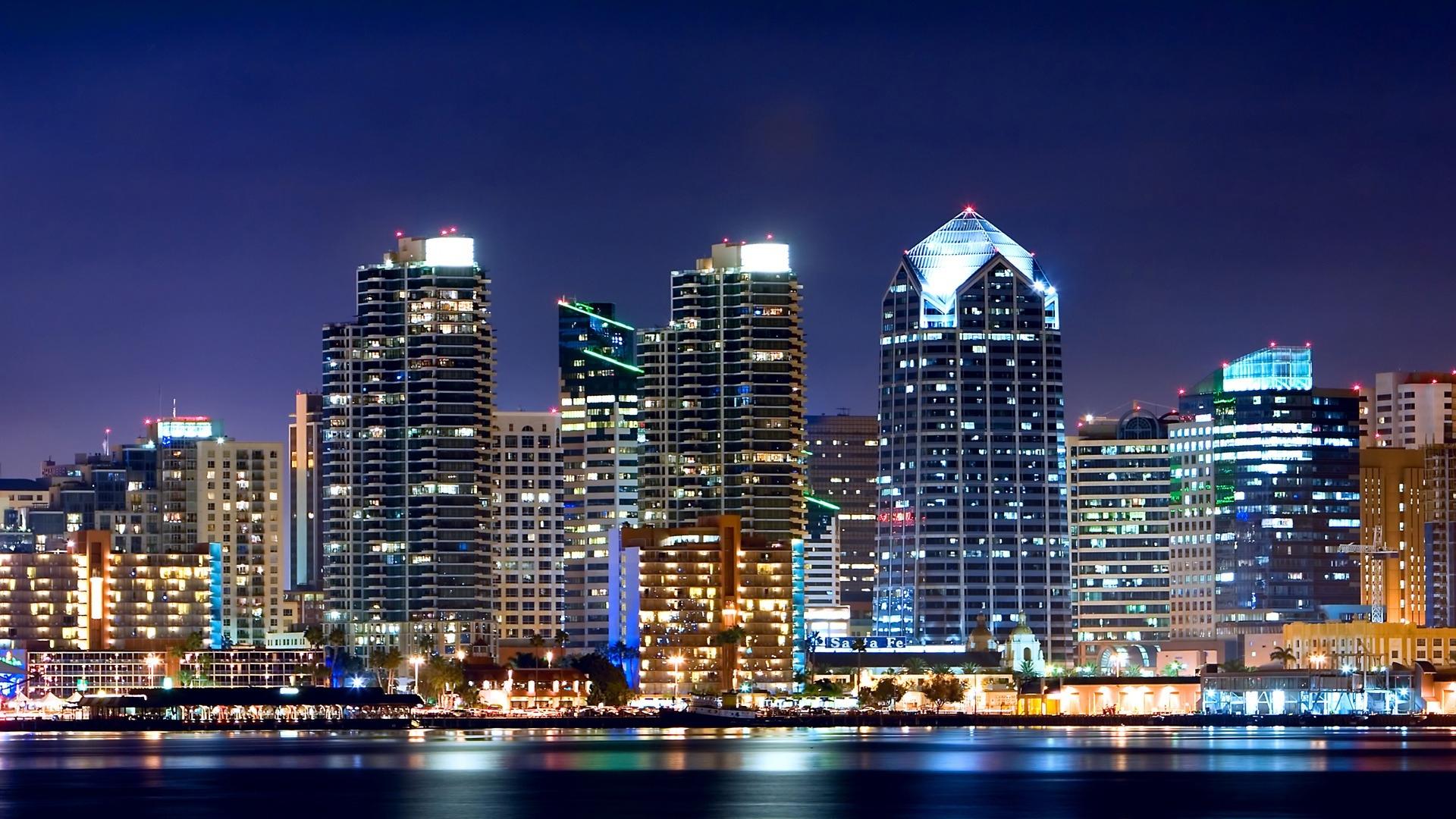 Best Wallpaper Night Aesthetic - San-Diego-night-California-USA-skyscrapers-lights-city-662709  Best Photo Reference.jpg