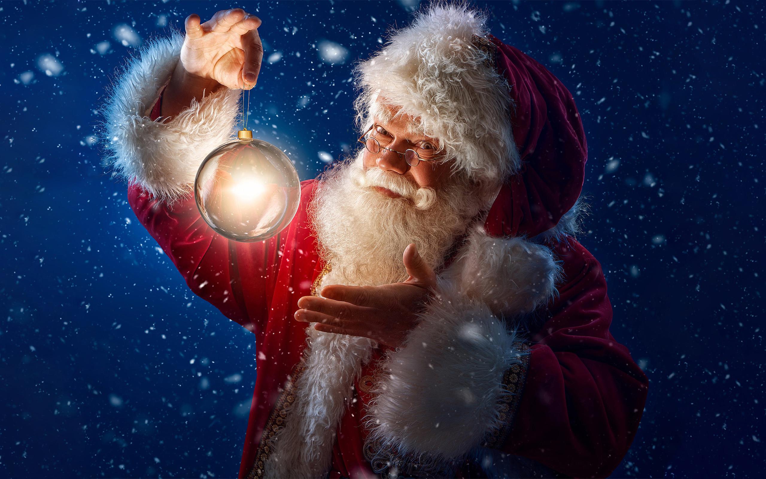 Sfondi Babbo Natale.Sfondi Babbo Natale Vacanza 2560x1600 Italojonathan 1744941 Sfondi Gratis Wallhere