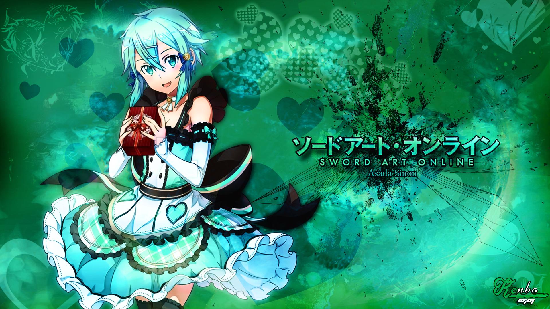 Wallpaper Sao Fatal Bullet Sao Lost Song Sword Art Online