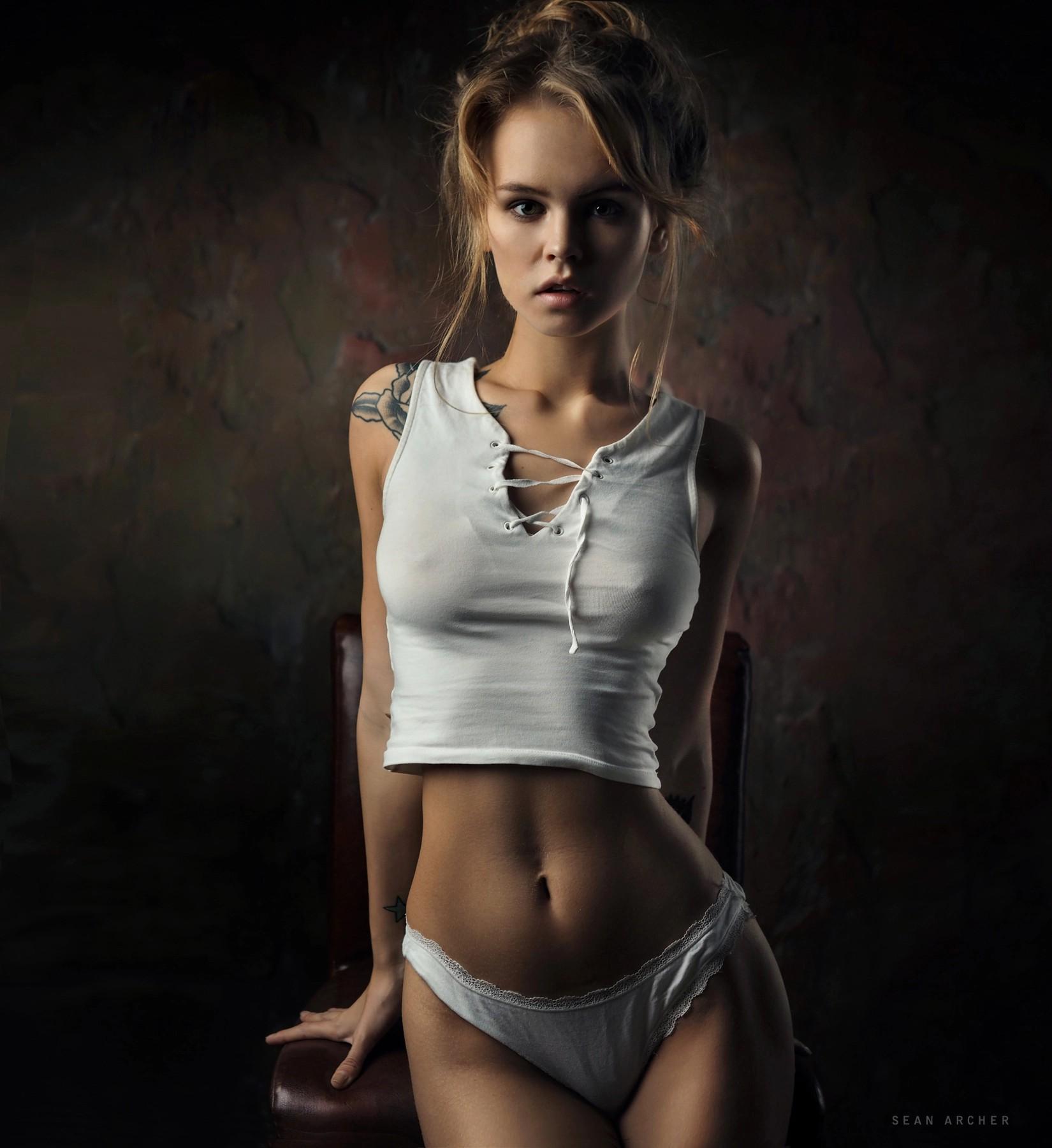 Nipples Through Clothing