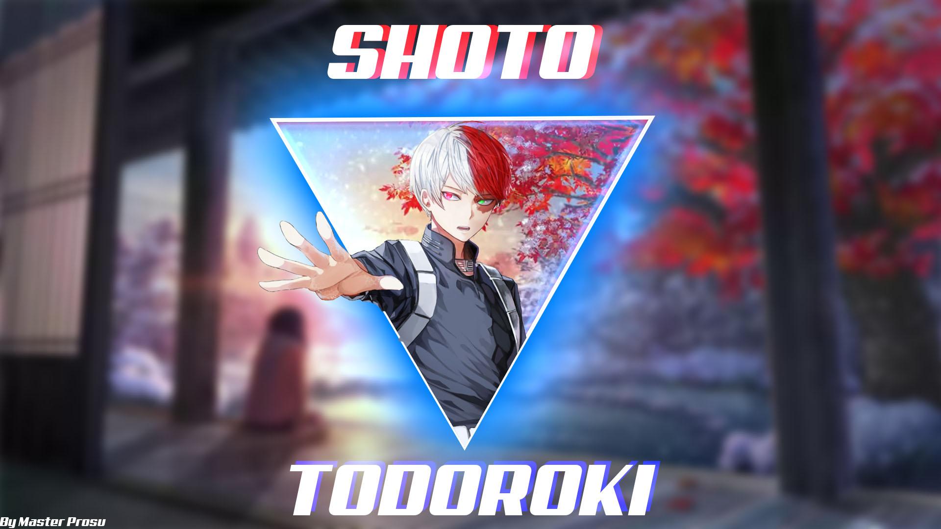 Shoto Todoroki Boku no Hero Academia 1885235