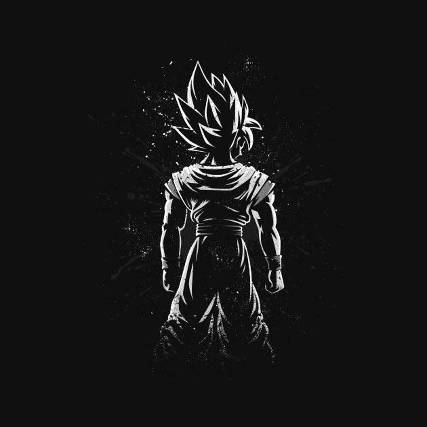 Wallpaper Son Goku Dragon Ball 1366x1366 Blackstaruk 1341517 Hd Wallpapers Wallhere