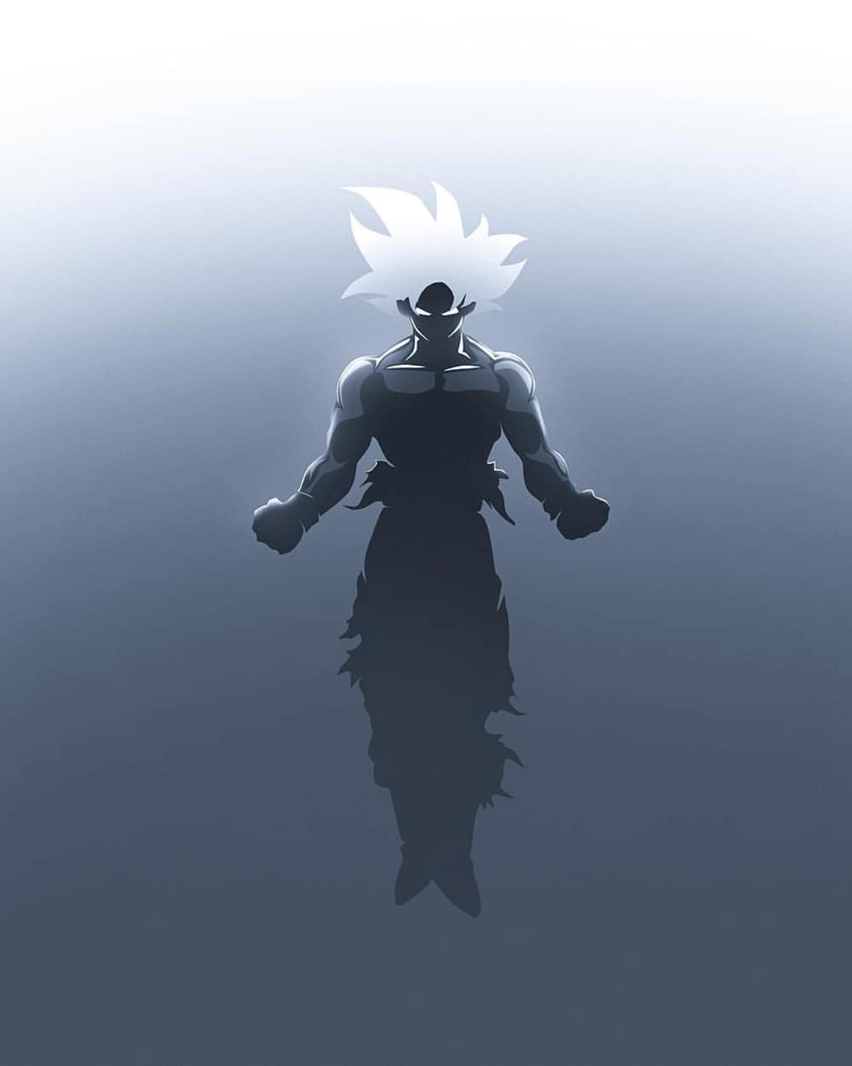 Son Goku Dragon Ball Super Ultra Instinct Goku Mastered ultra instinct