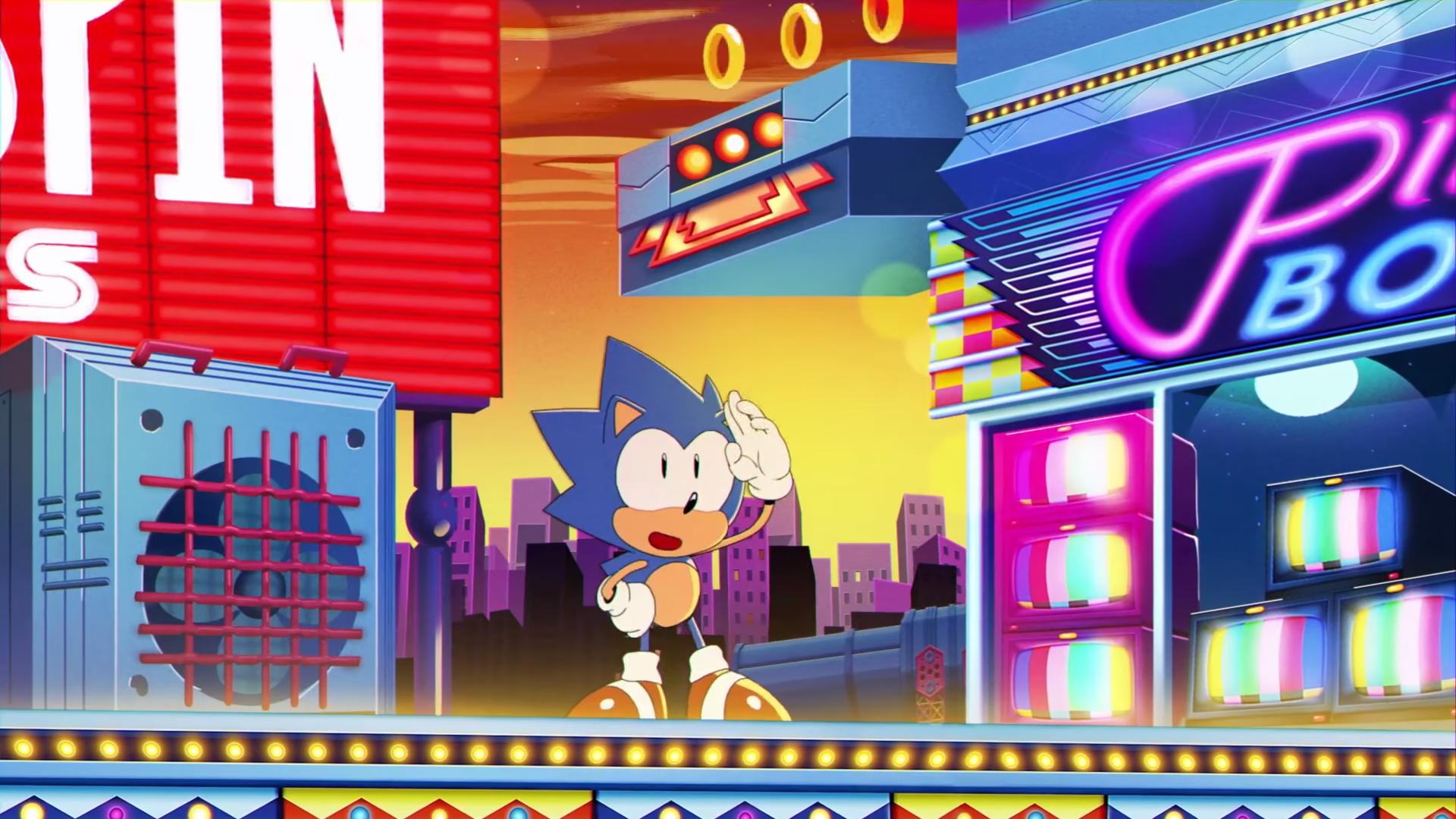 Fondos De Pantalla Sonic Mania 1920x1080 Artheux