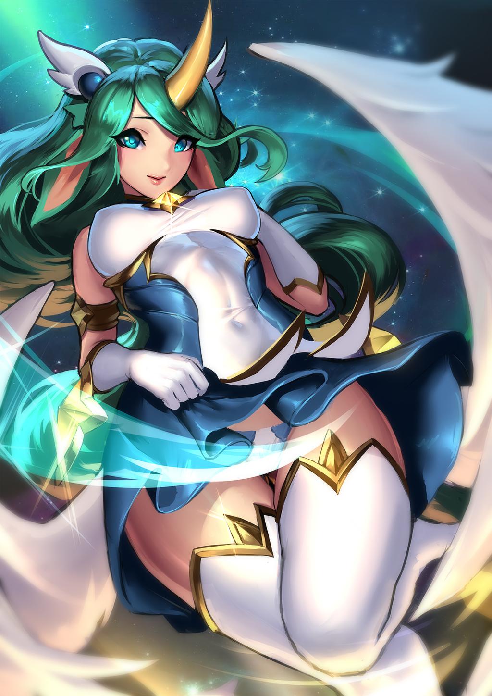 Star Guardian Soraka Hentai