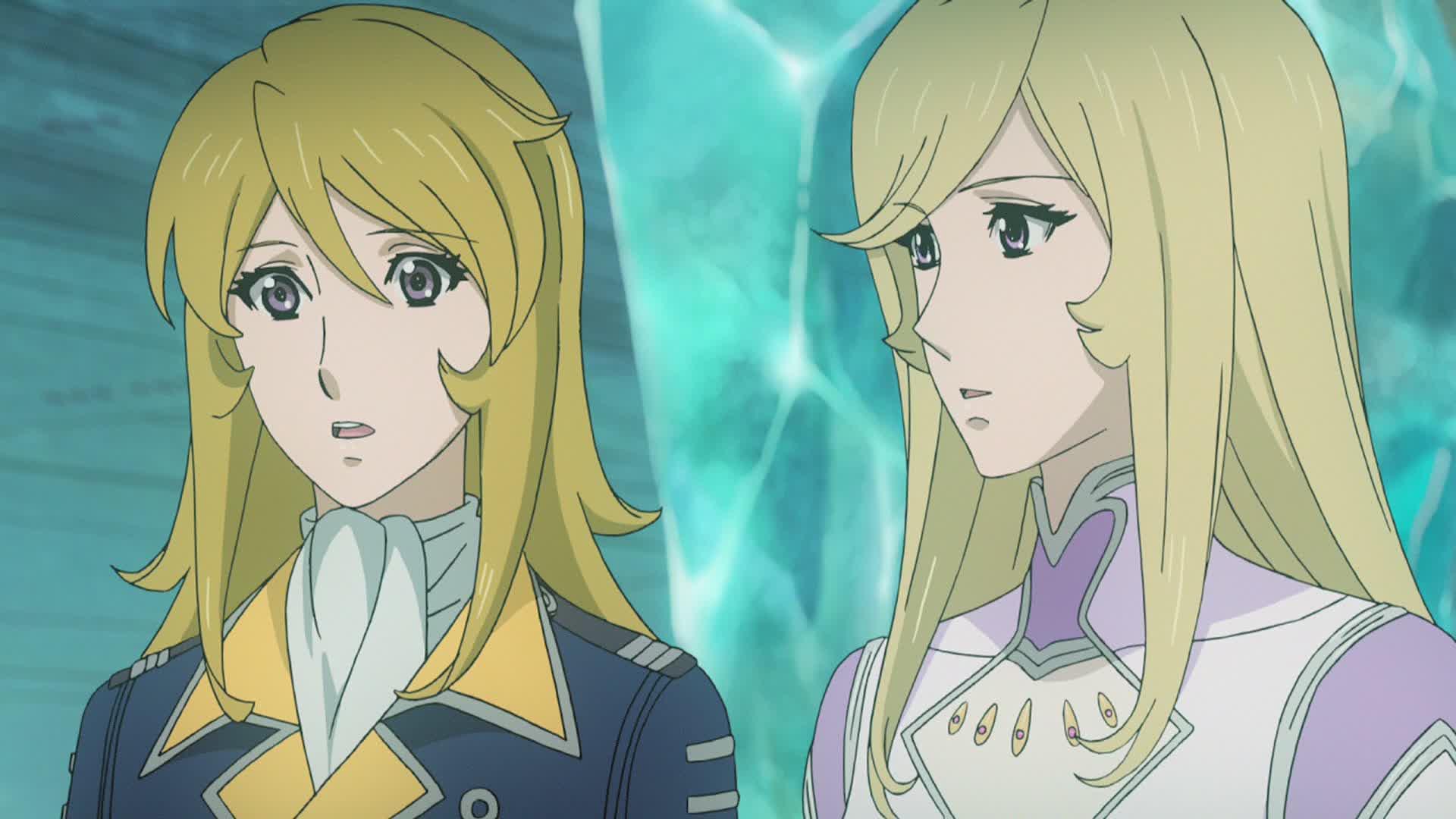 Wallpaper Space Battleship Yamato 2199 Iscandar Sasha Anime