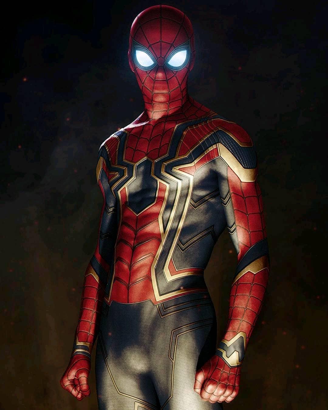 Wallpaper spider man iron spider man spider man - Iron man spiderman wallpaper ...