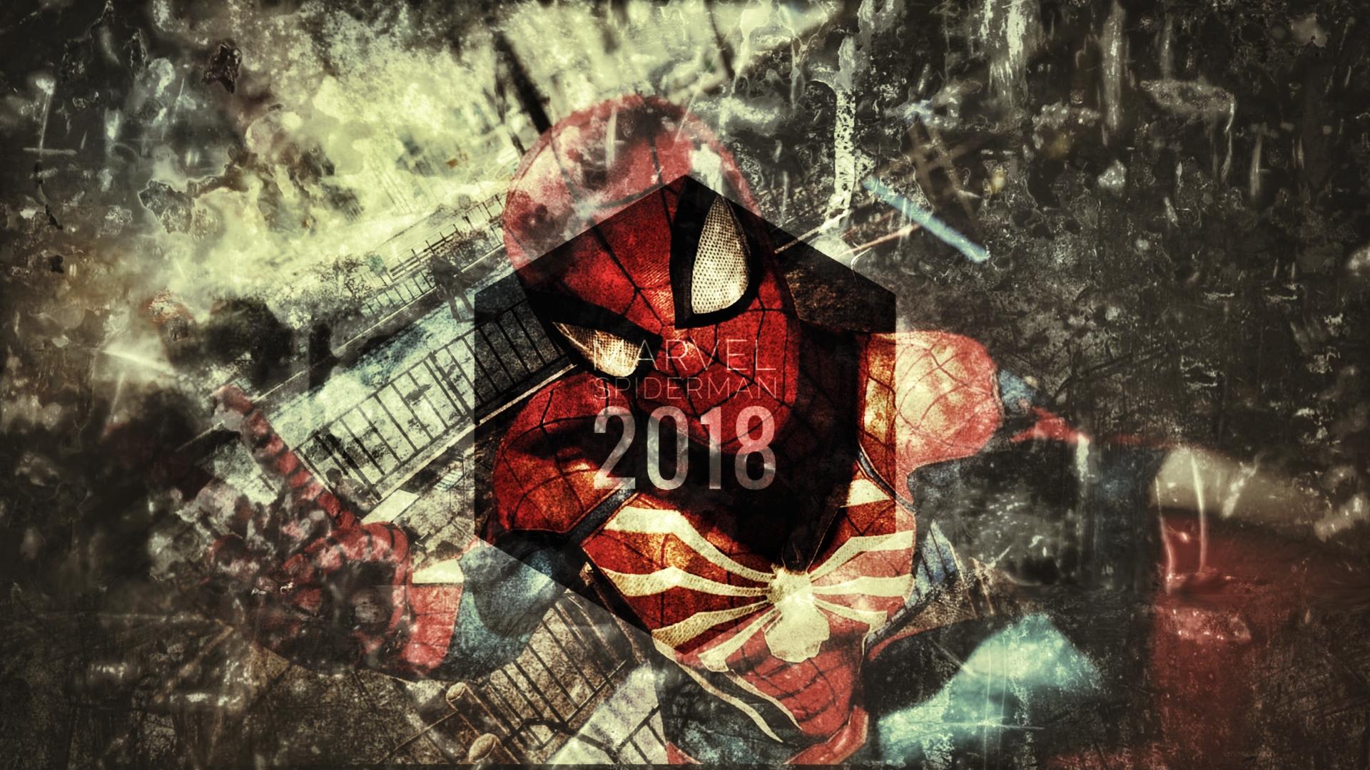 Wallpaper Spider Man Marvel Comics Marvel Super Heroes Games