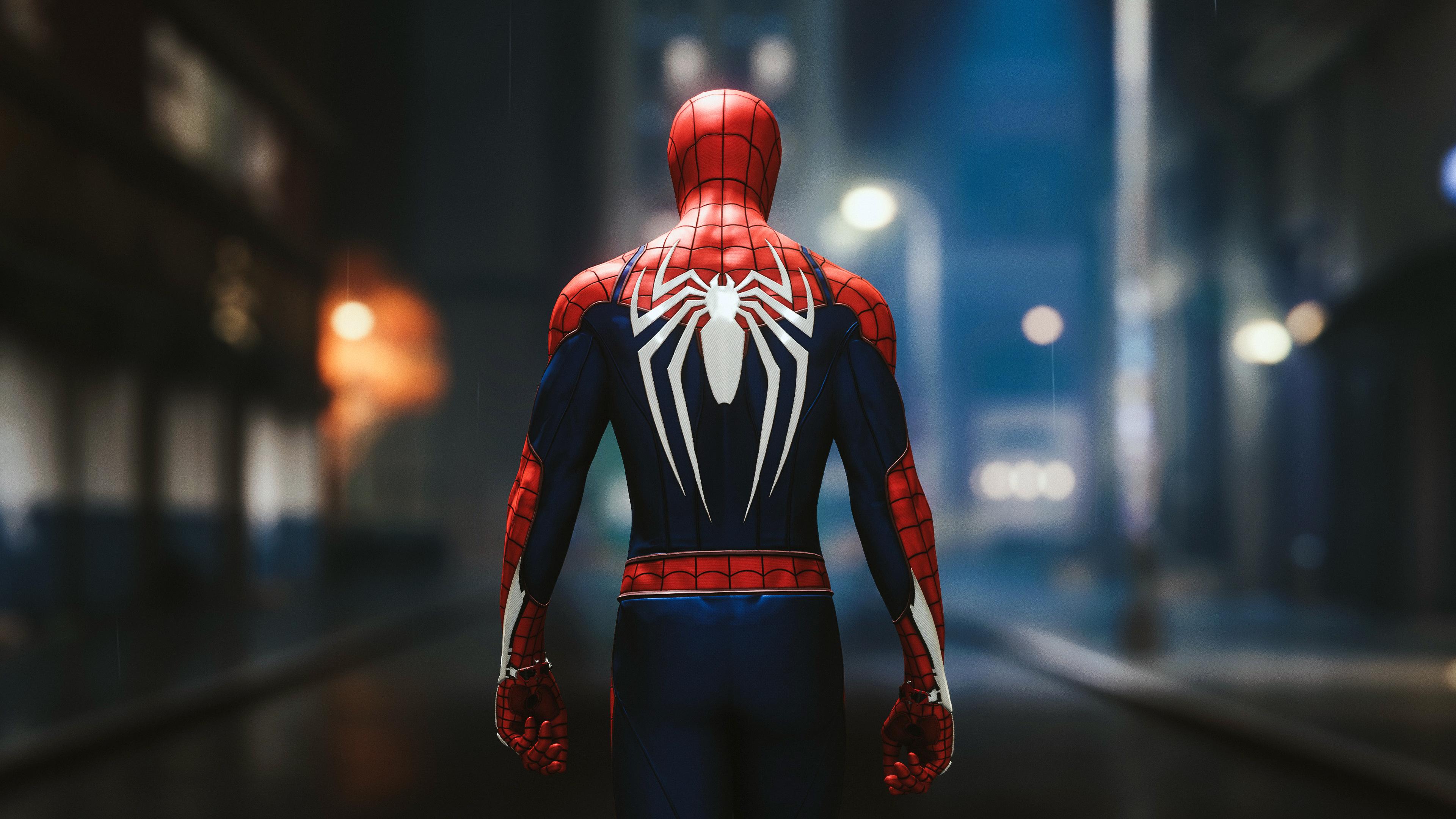 Wallpaper : Spider Man, spider 3840x2160 - Memeboy3000 ...