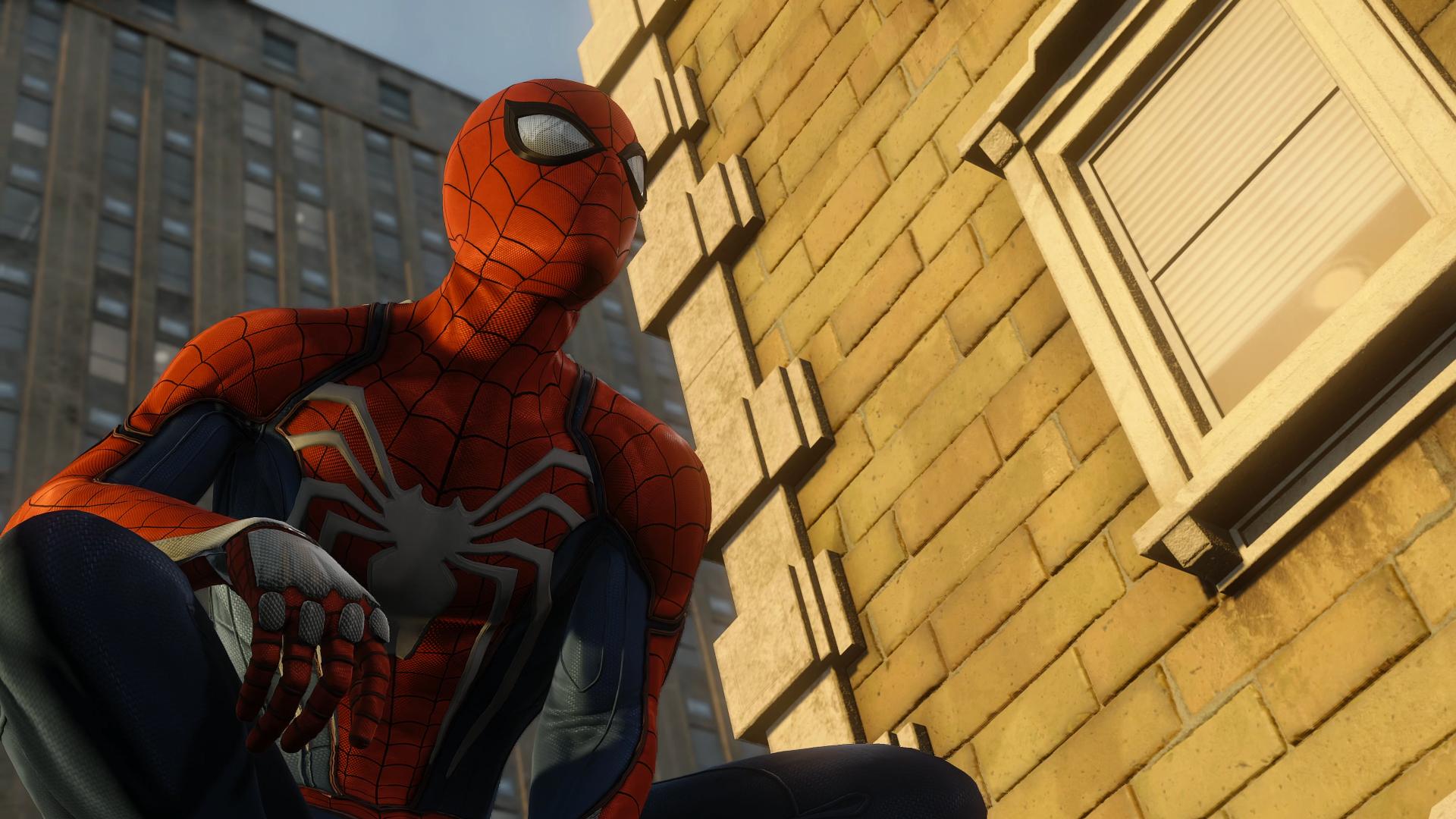 wallpaper : spider man, video games, superhero 1920x1080 - efqih23