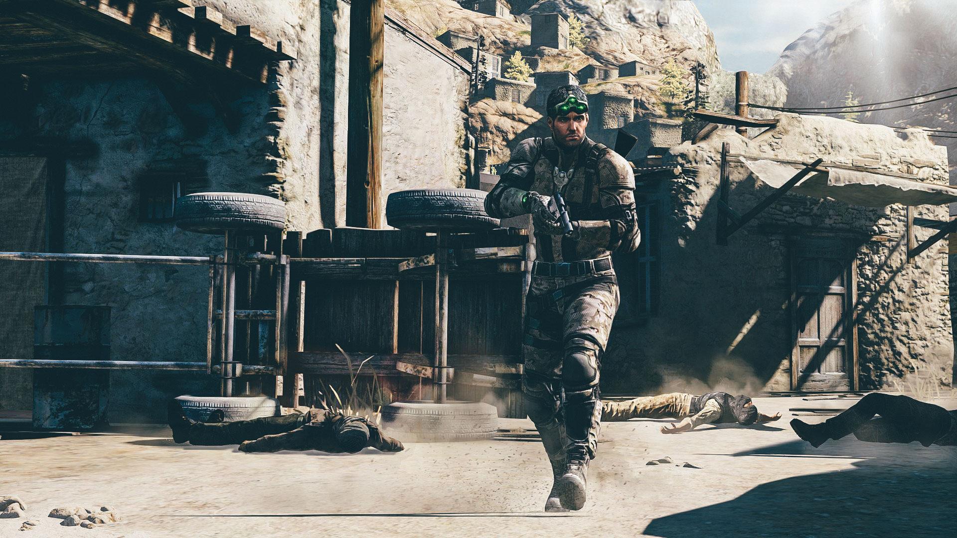 Wallpaper Splinter Cell Tom Clancy S Splinter Cell Blacklist