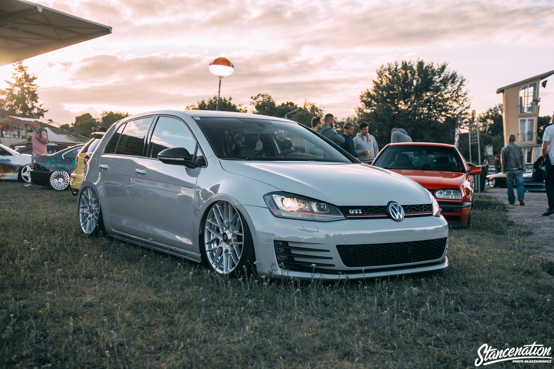 Wallpaper Stancenation Stance Vehicle Car Volkswagen