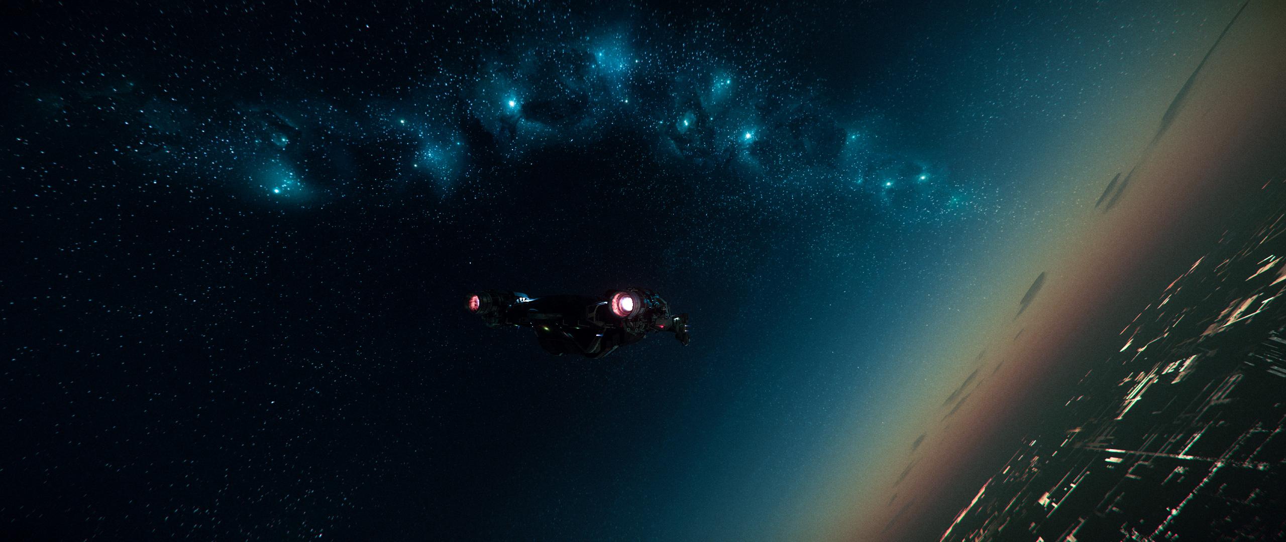 Wallpaper Star Citizen Ultrawide Ultra Settings Screen Shot Space Planet Spaceship 2560x1080 Blendking 1698513 Hd Wallpapers Wallhere