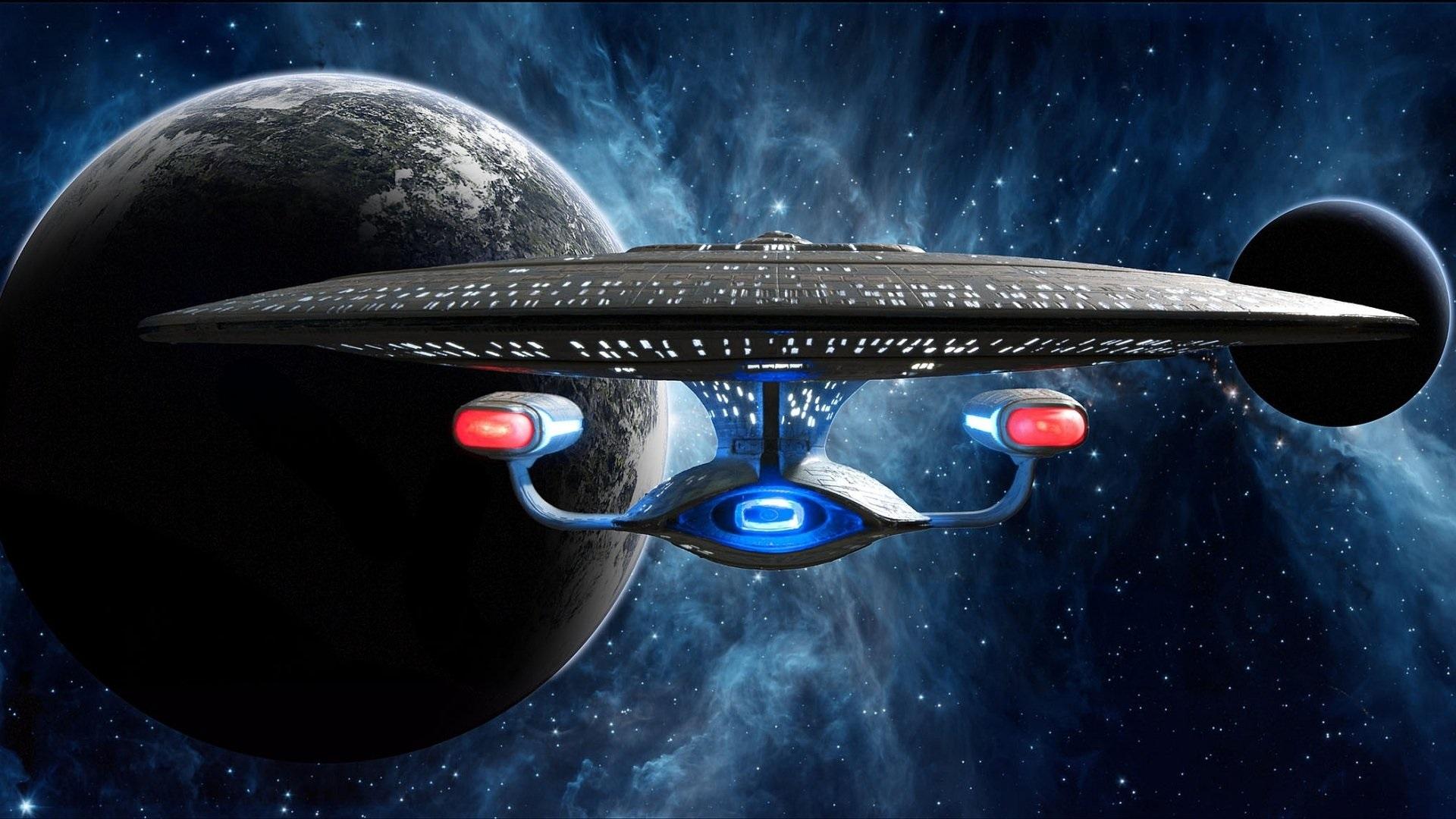 Wallpaper Star Trek Uss Enterprise 1920x1080 Toyssoldiier1